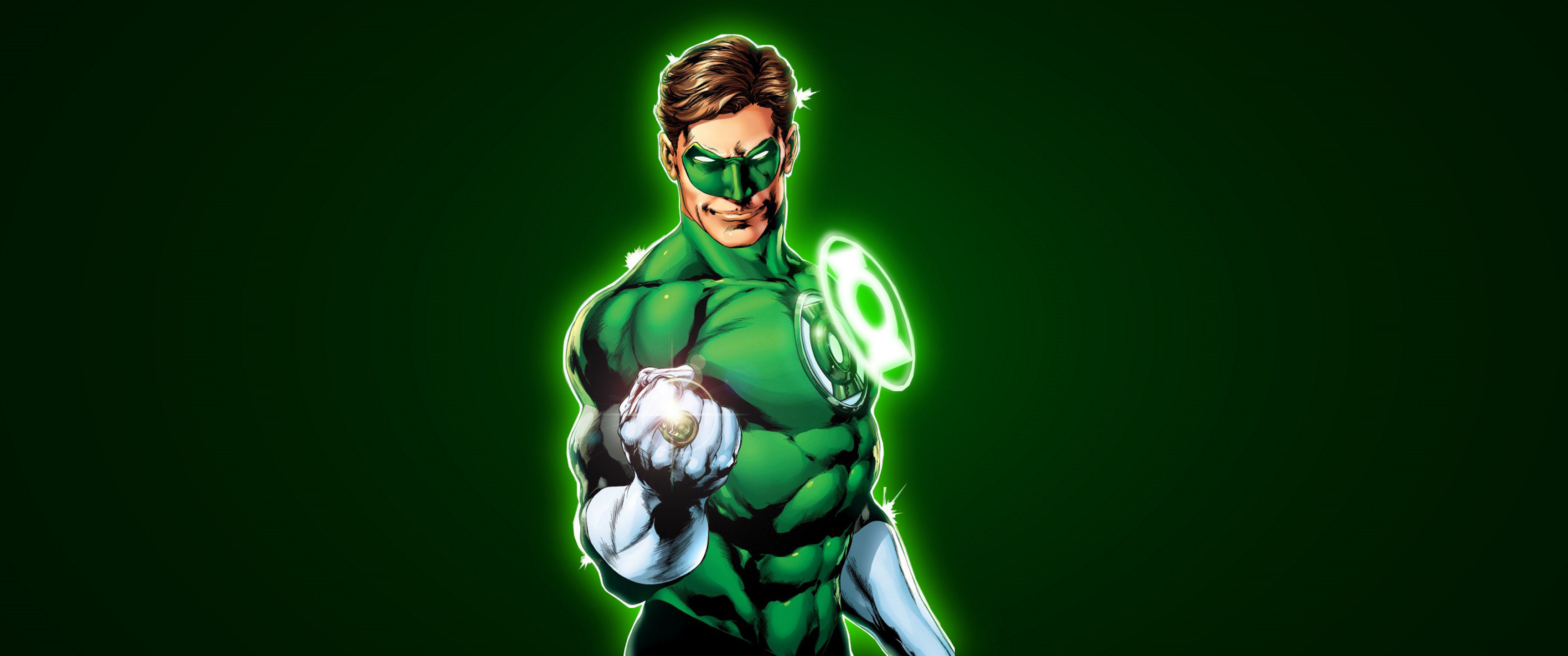 High resolution Green Lantern Corps hd 3440x1440 wallpaper ID:277415 for PC