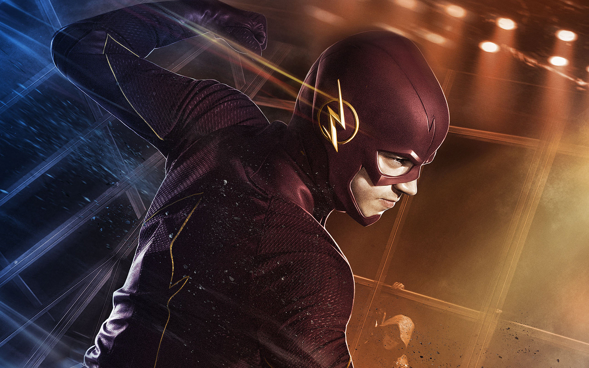 Best The Flash (2014) background ID:28712 for High Resolution hd 1920x1200 computer