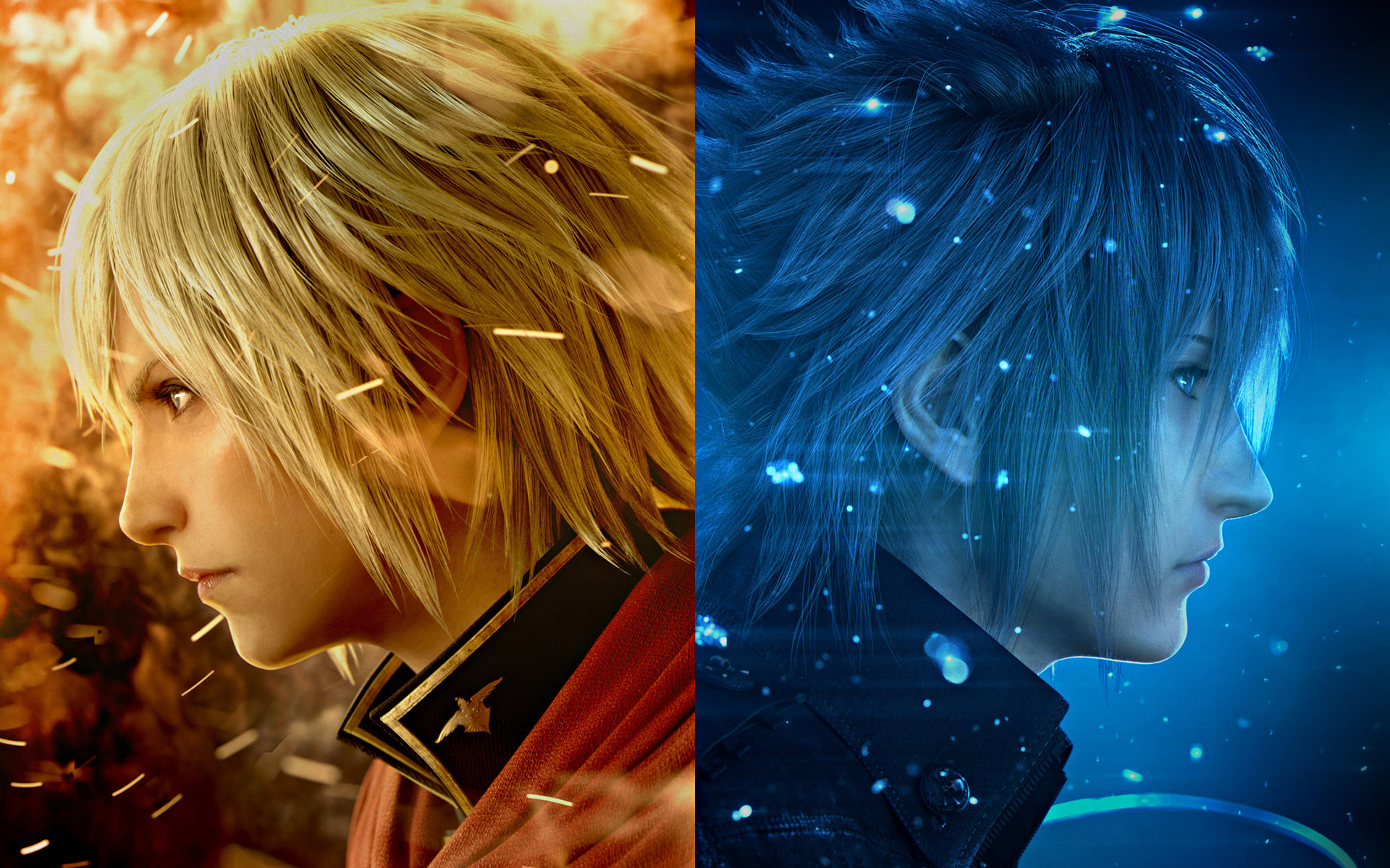 Final Fantasy Type 0 Wallpapers Hd For Desktop Backgrounds