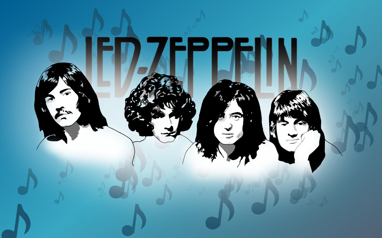 Led Zeppelin Wallpapers 1280x800 Desktop Backgrounds
