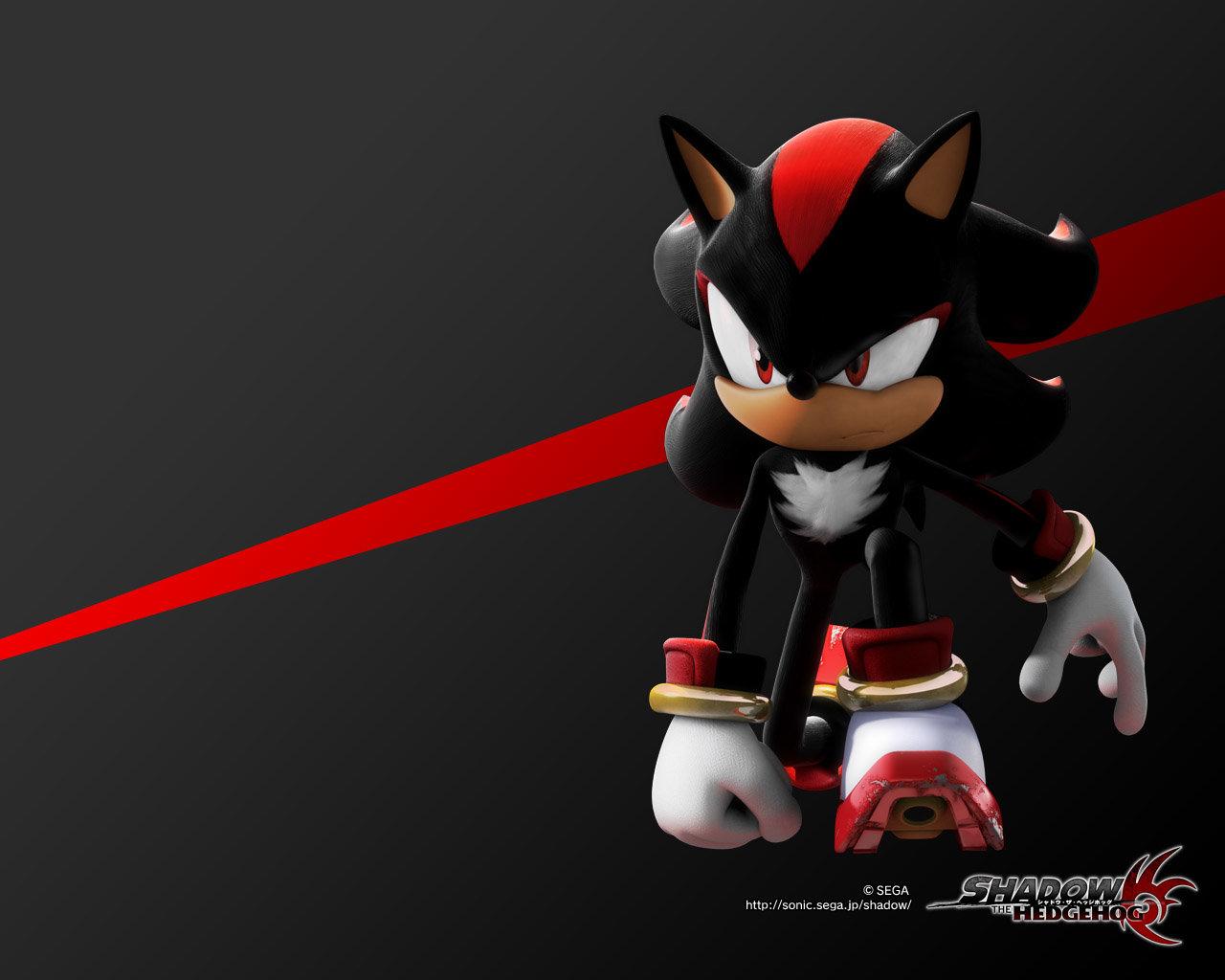 Shadow The Hedgehog wallpapers HD for desktop backgrounds