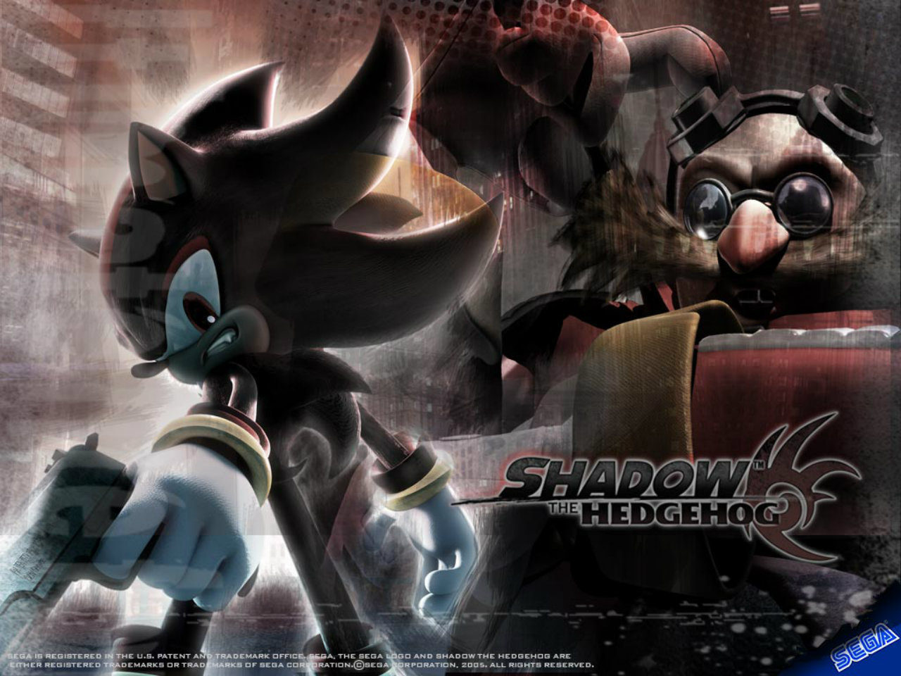 Awesome Shadow The Hedgehog free wallpaper ID:325433 for hd 1280x960 PC