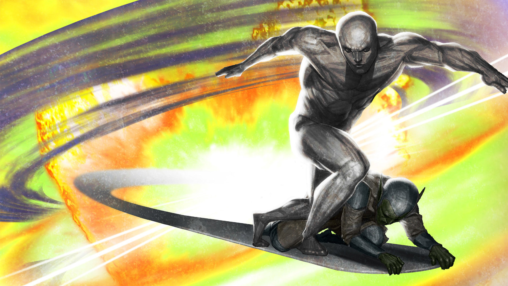 Free Silver Surfer High Quality Wallpaper Id 165159 For Hd 1080p Pc