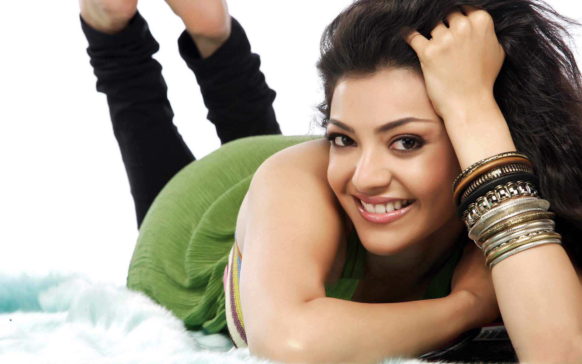 Free Kajal Aggarwal high quality wallpaper ID:166191 for hd 1920x1200 PC