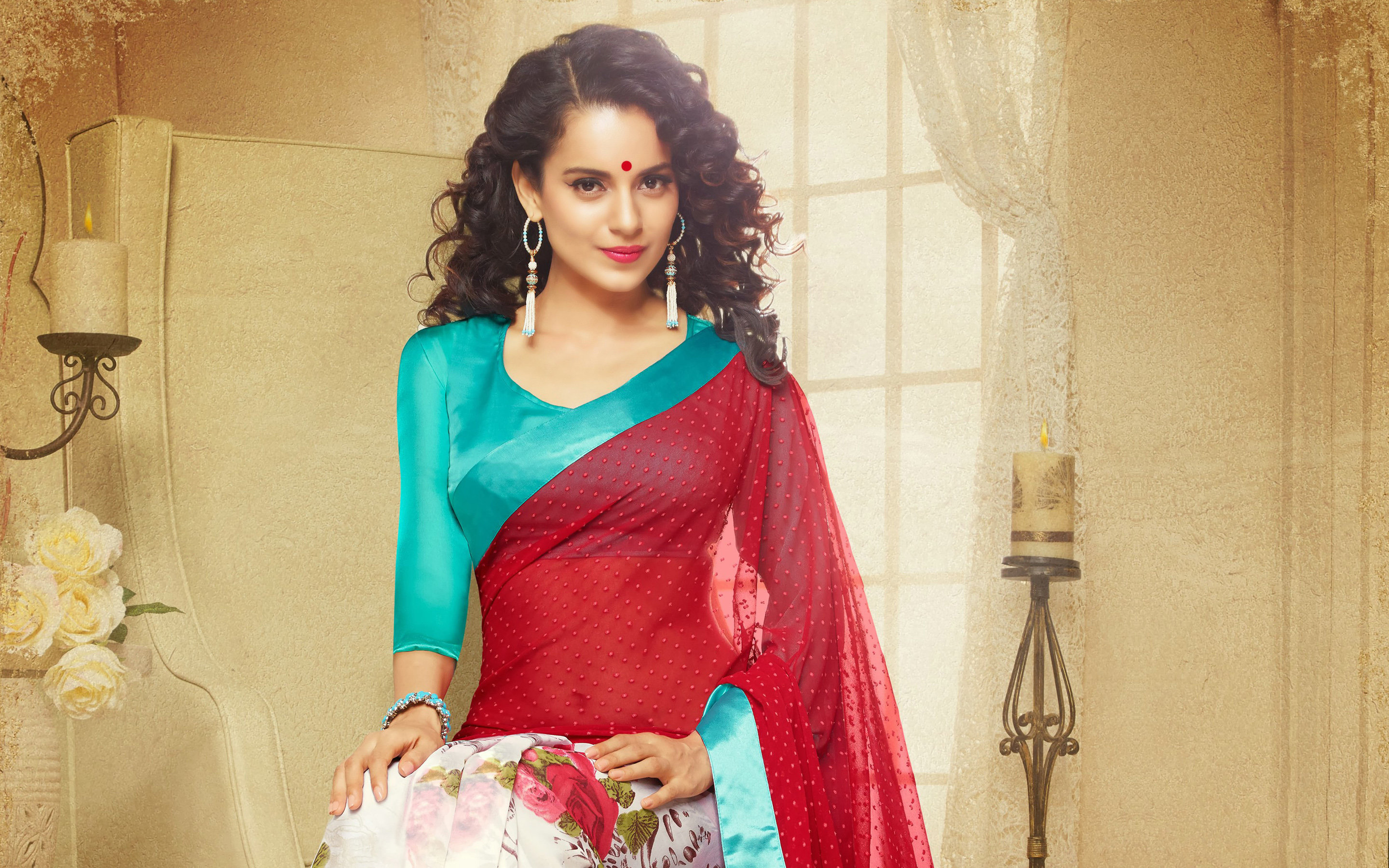 Free download Kangana Ranaut background ID:283371 hd 2880x1800 for computer