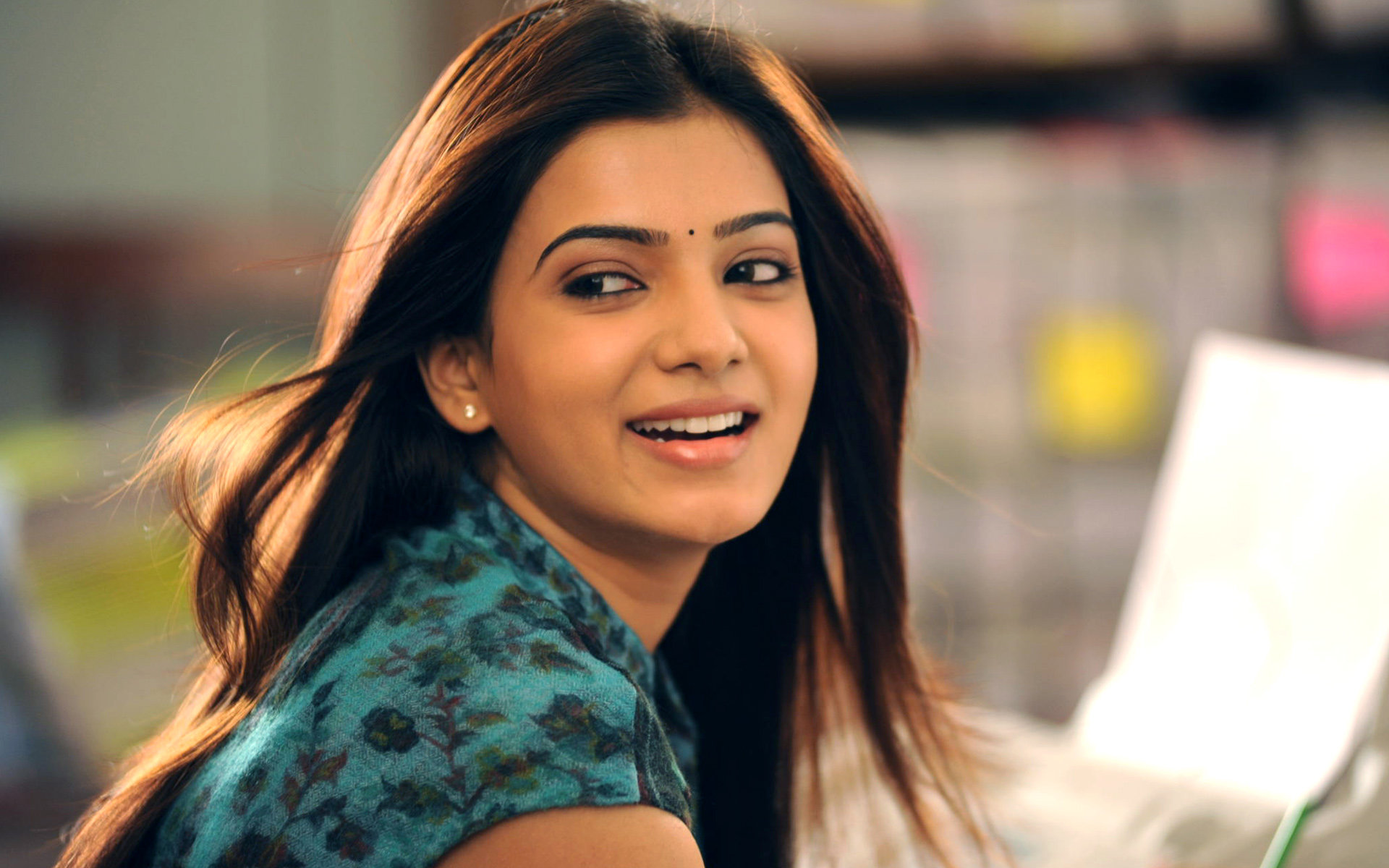 Download hd 1920x1200 Samantha Ruth Prabhu desktop background ID:465233 for free