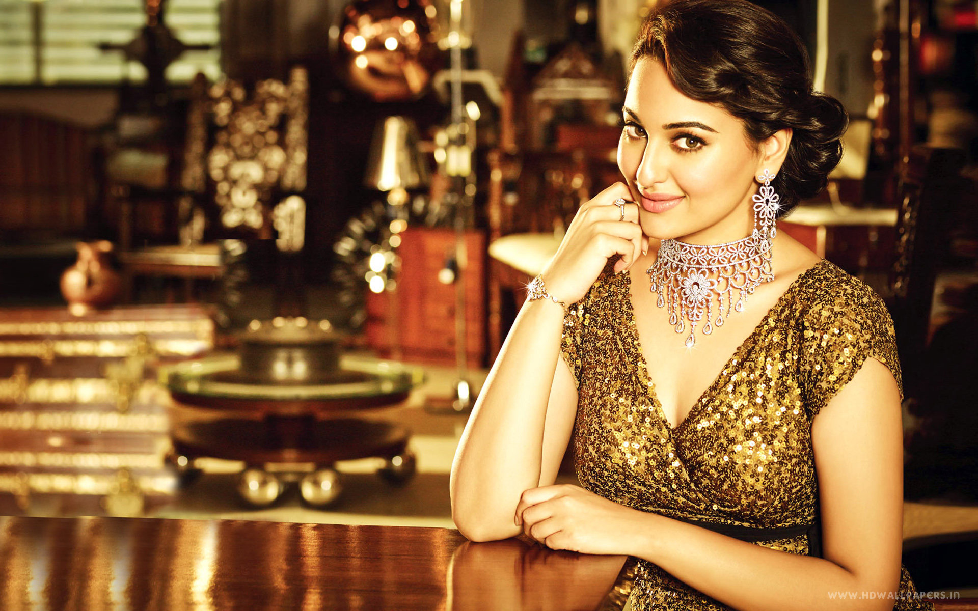 Best Sonakshi Sinha background ID:375401 for High Resolution hd 1920x1200 PC