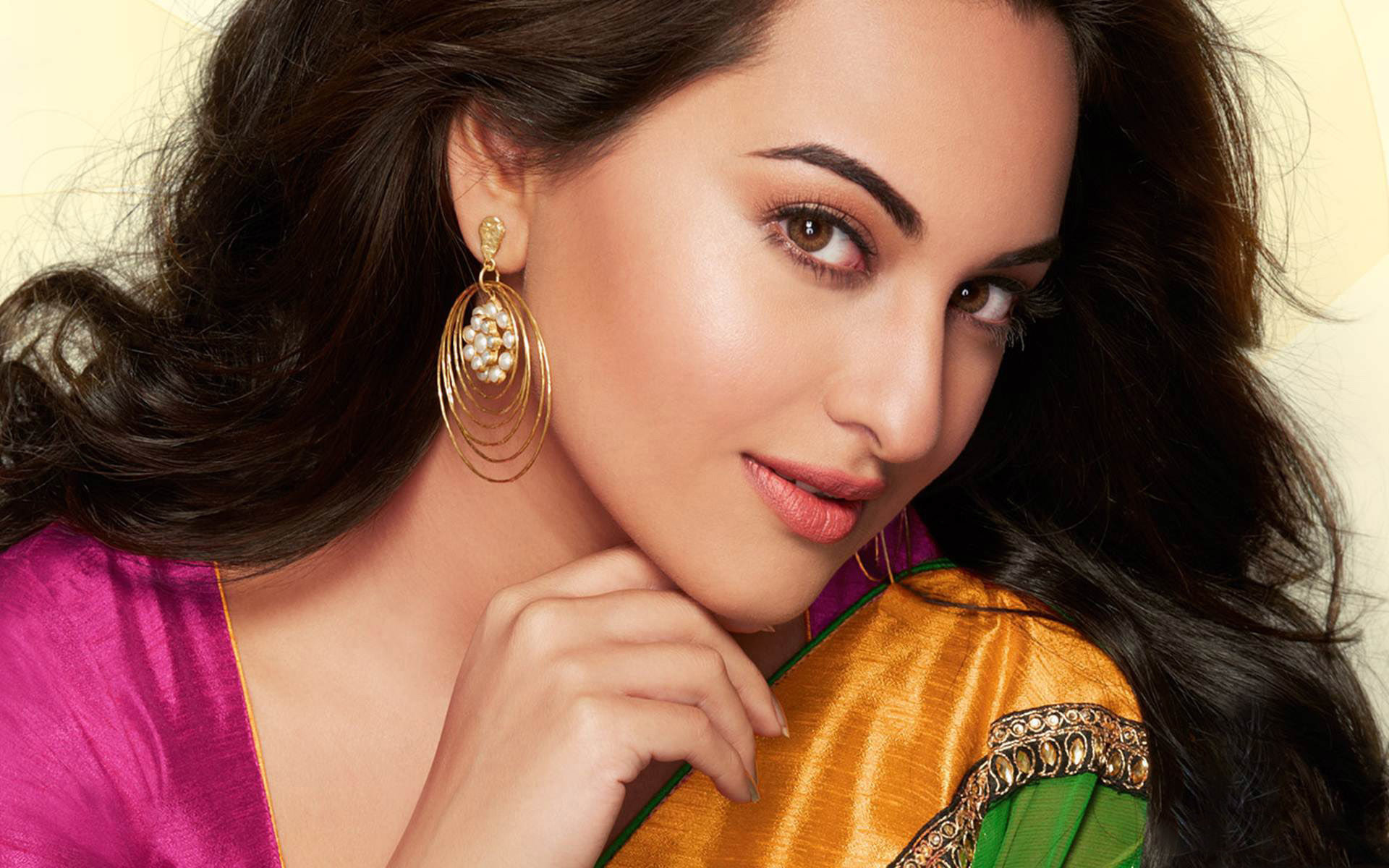 High resolution Sonakshi Sinha hd 1920x1200 background ID:375408 for desktop
