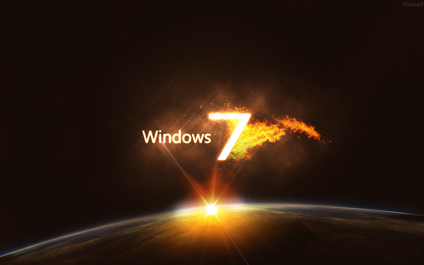 Download Hd 1440x900 Windows 7 Ultimate PC Wallpaper ID123873 For Free