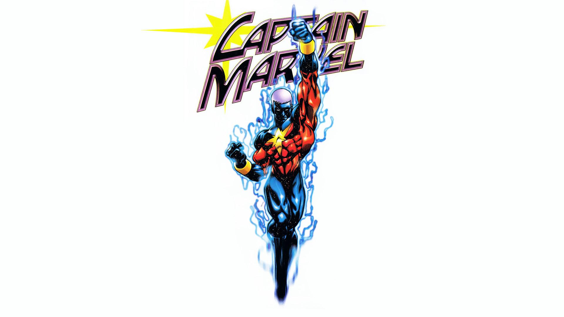 Captain Marvel wallpapers 1920x1080 Full HD (1080p ...