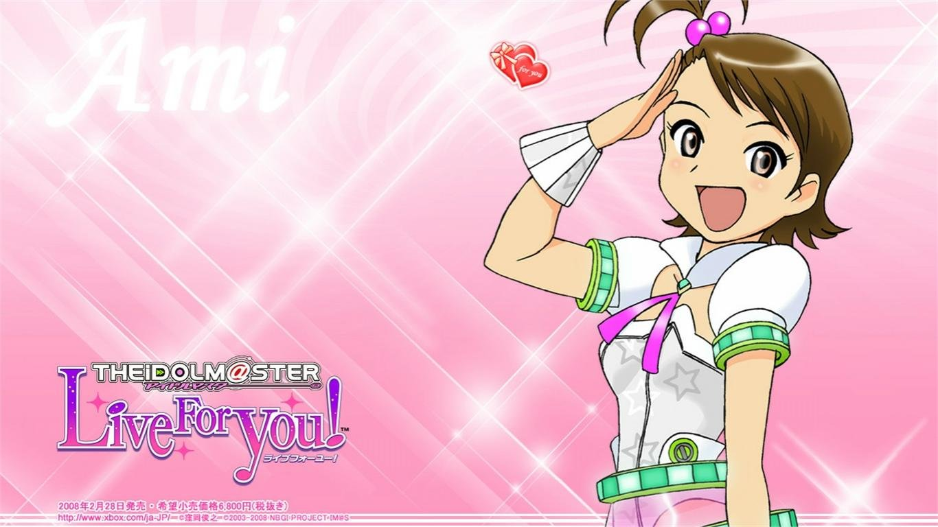 Best IDOLM@STER wallpaper ID:82067 for High Resolution 1366x768 laptop desktop