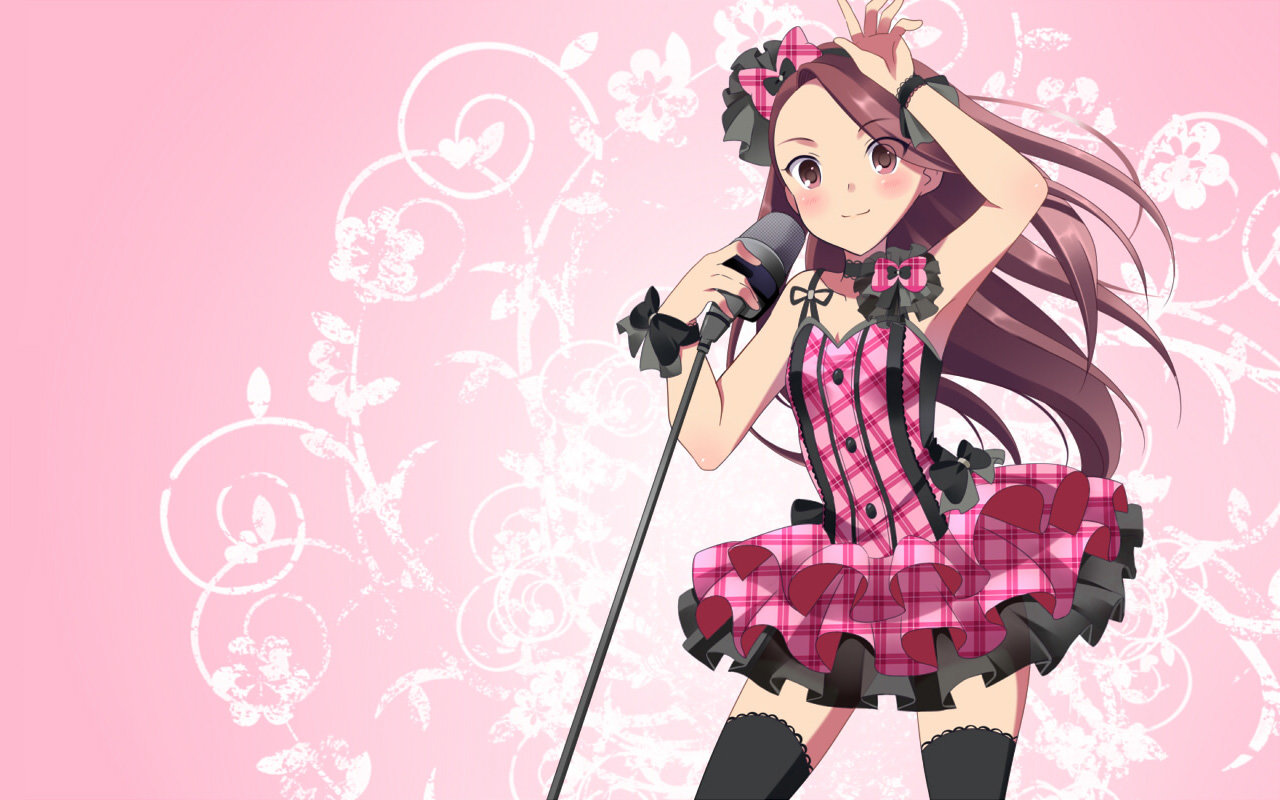 High resolution IDOLM@STER hd 1280x800 wallpaper ID:82238 for desktop