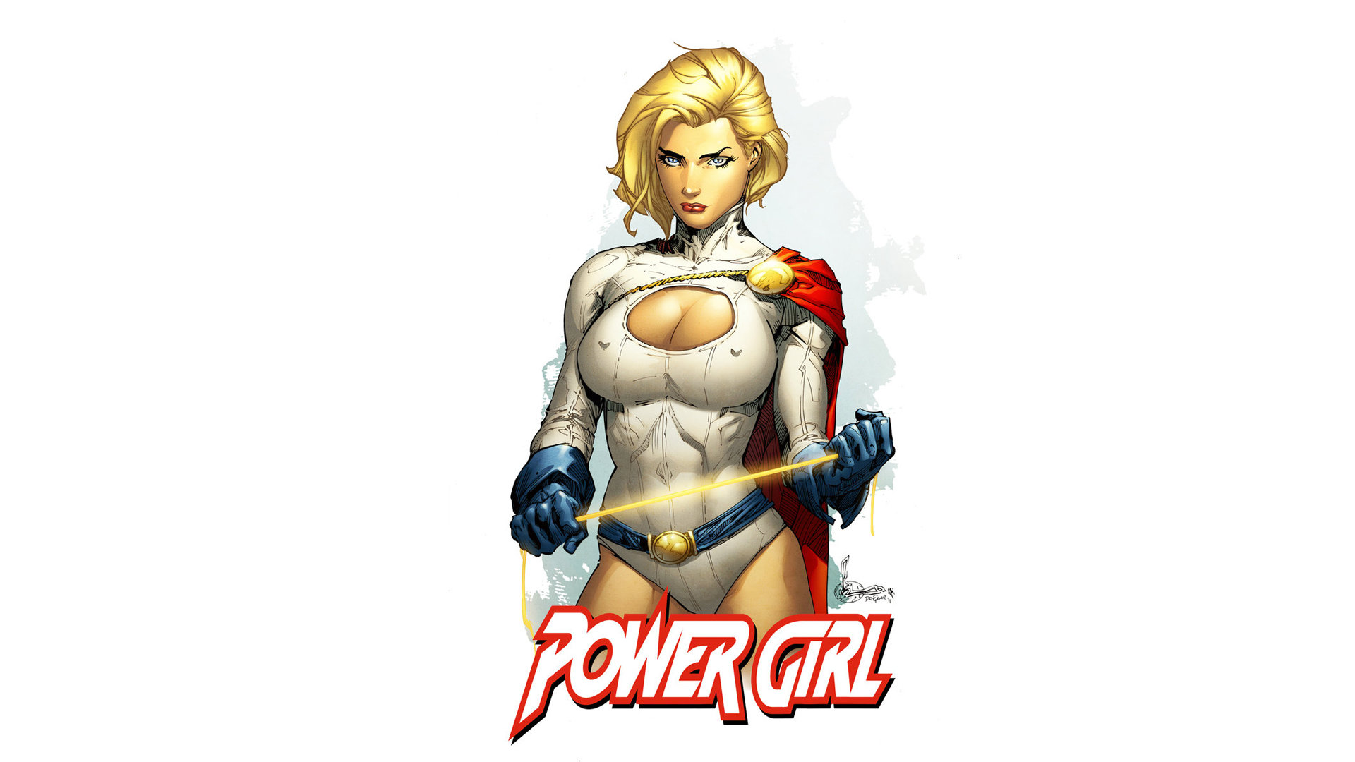 download full hd 1080p power girl pc wallpaper id:238390 for free
