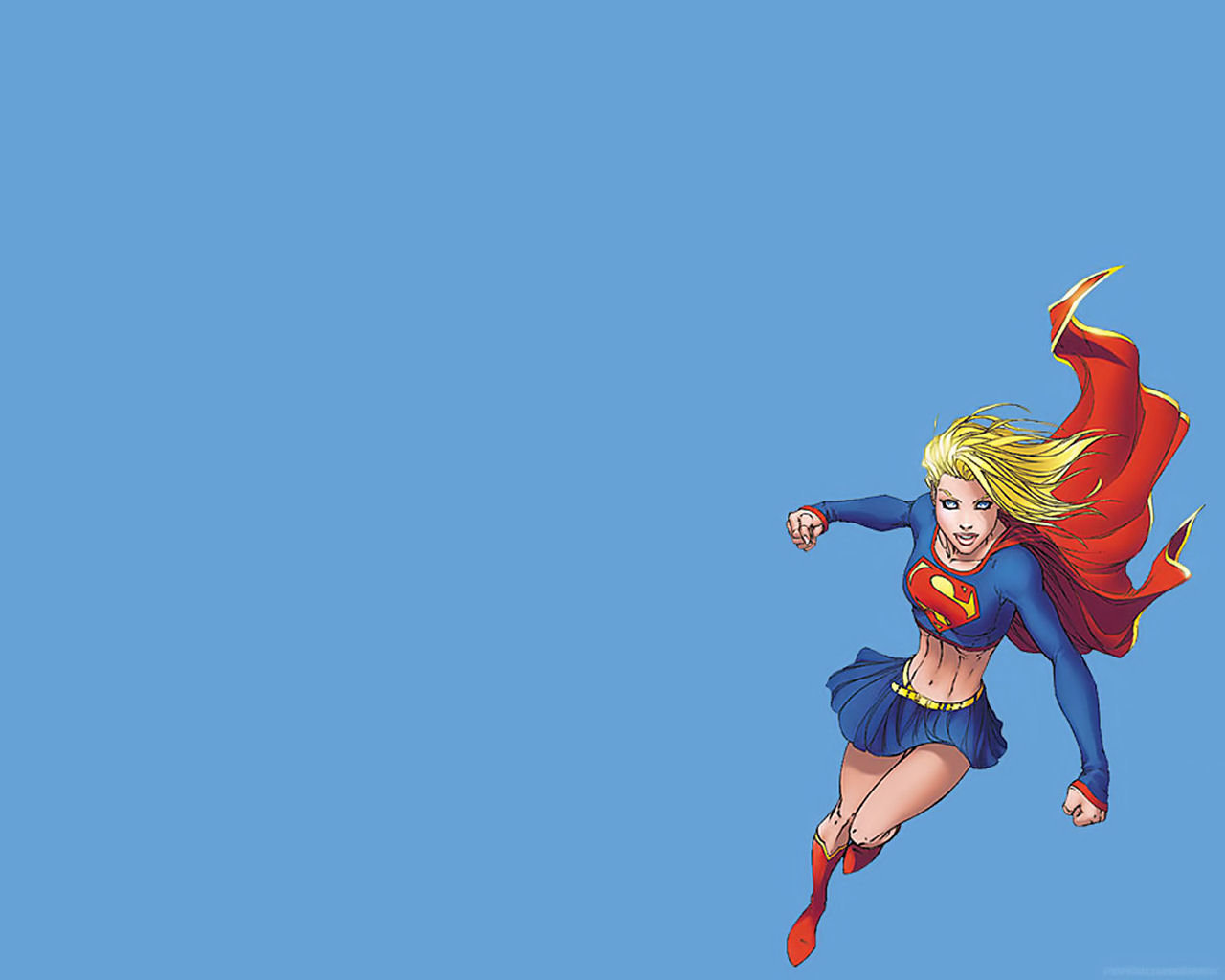 Best Supergirl background ID:26238 for High Resolution hd 1280x1024 PC