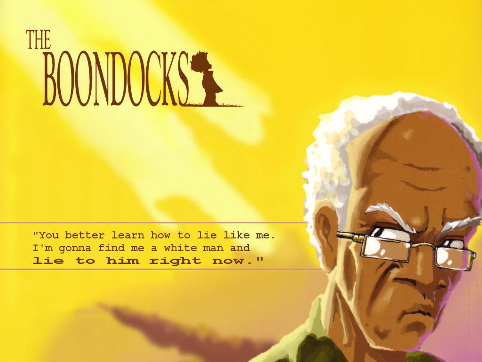 the boondocks background hd 1600x1200 271803