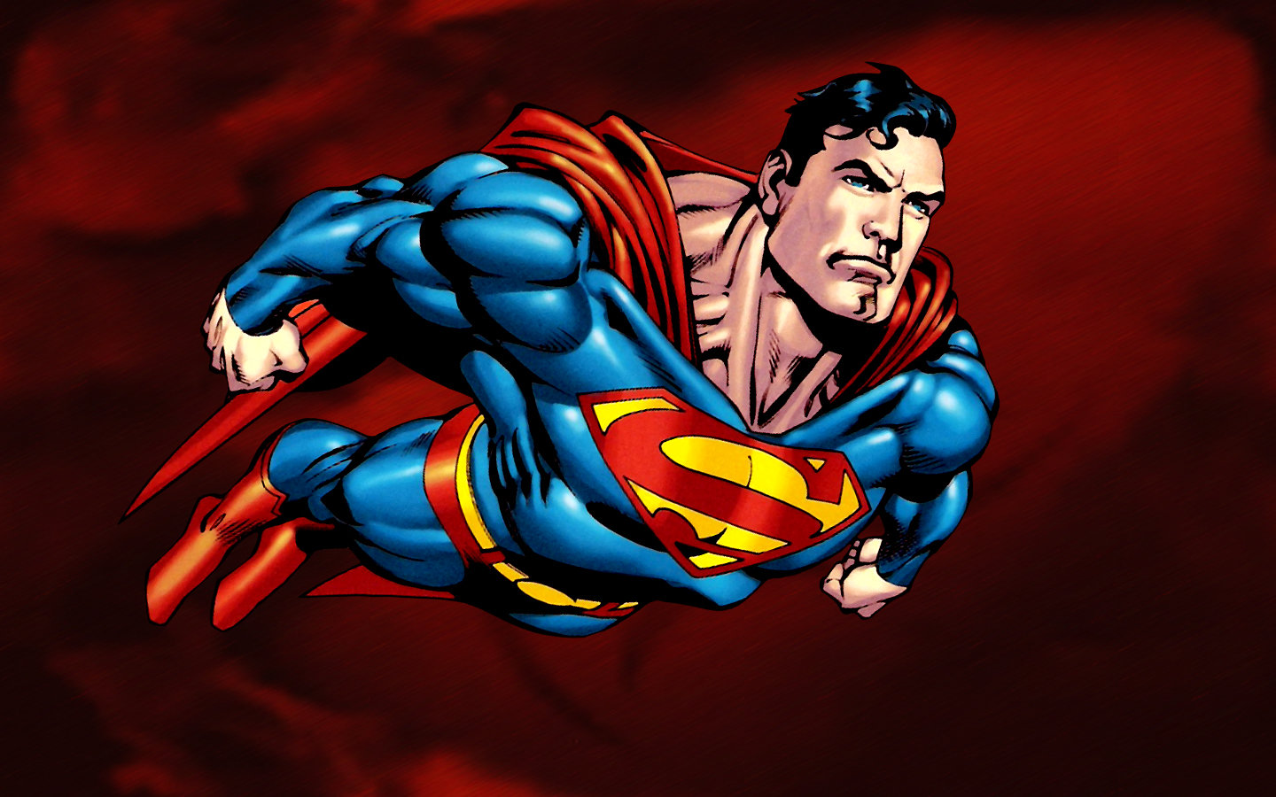 High resolution Superman hd 1440x900 background ID:456558 for PC