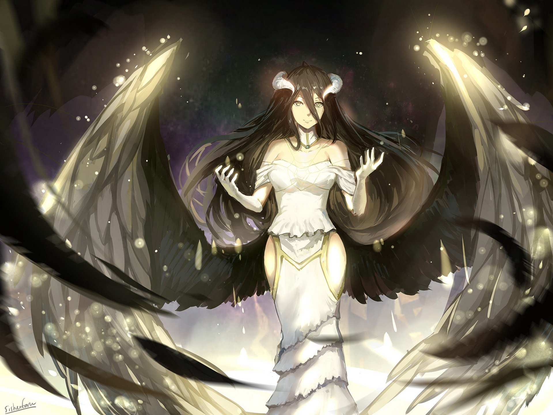 High resolution Albedo (Overlord) hd 1920x1440 wallpaper ID:275910 for PC