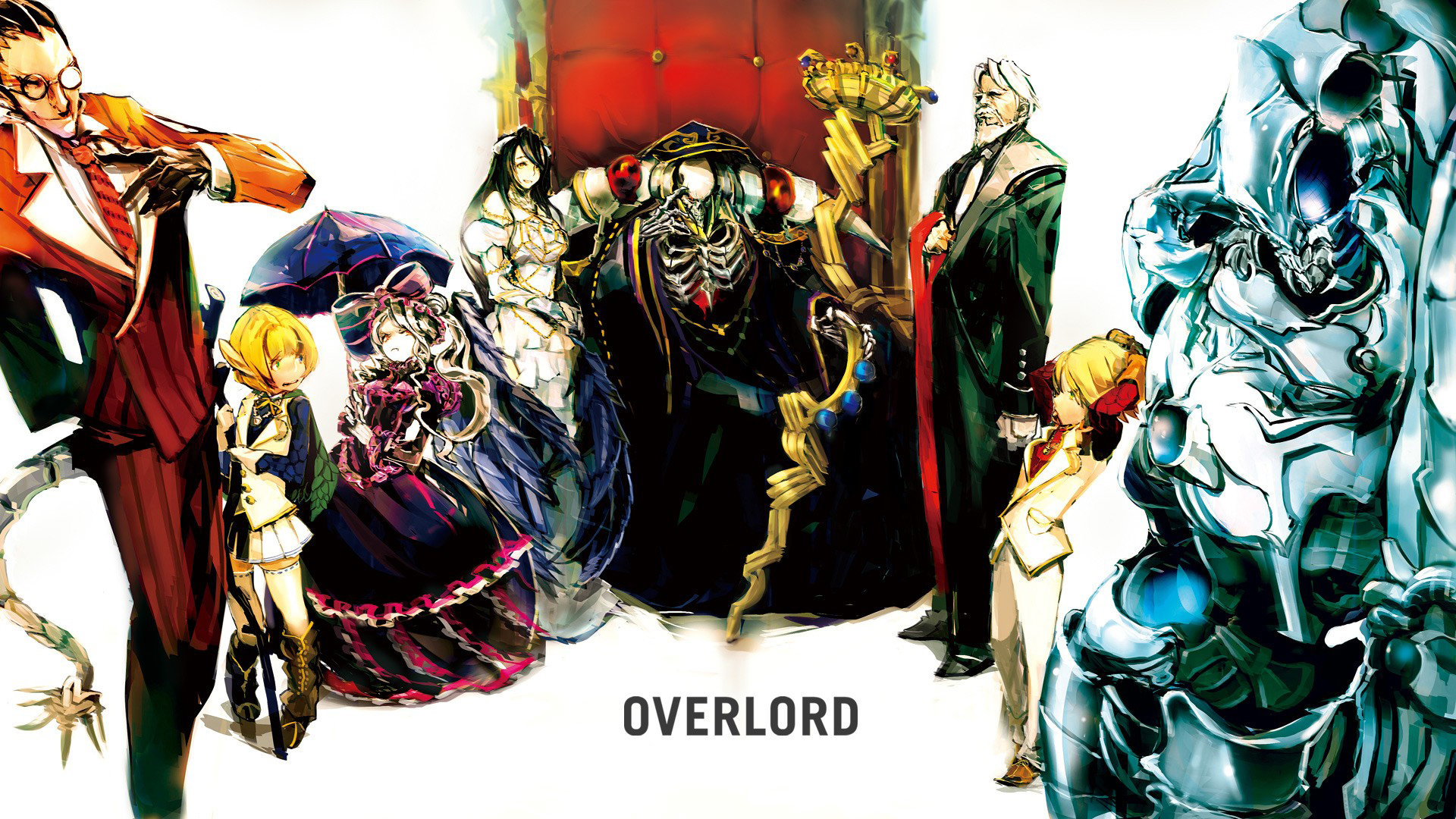 Download hd 1920x1080 Overlord PC wallpaper ID:275929 for free