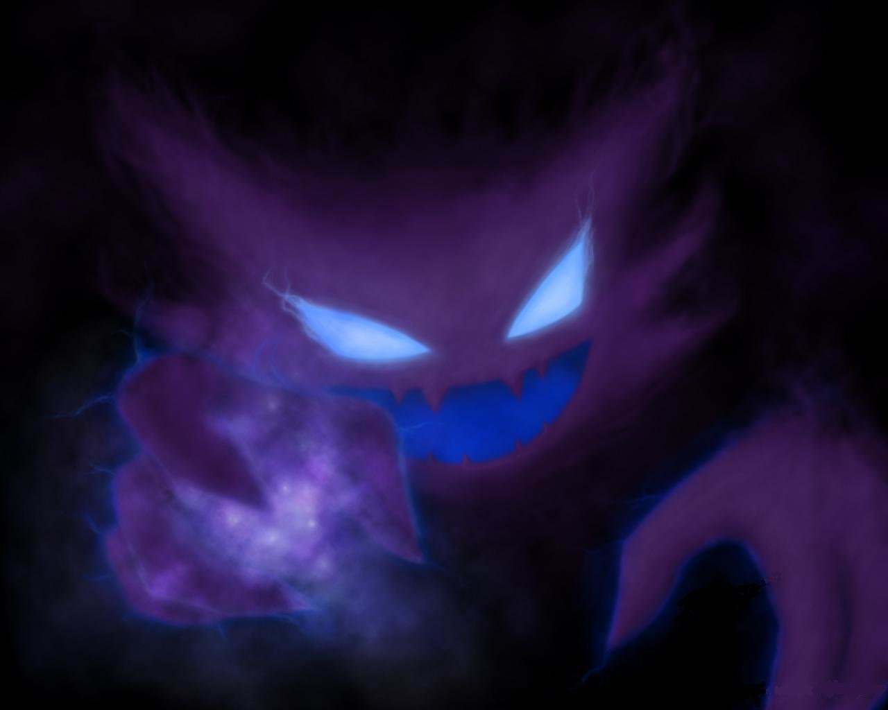 Awesome Haunter (Pokemon) free wallpaper ID:280175 for hd 1280x1024 desktop