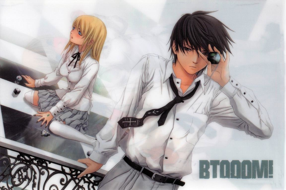 Download hd 1152x768 Btooom! PC background ID:358295 for free