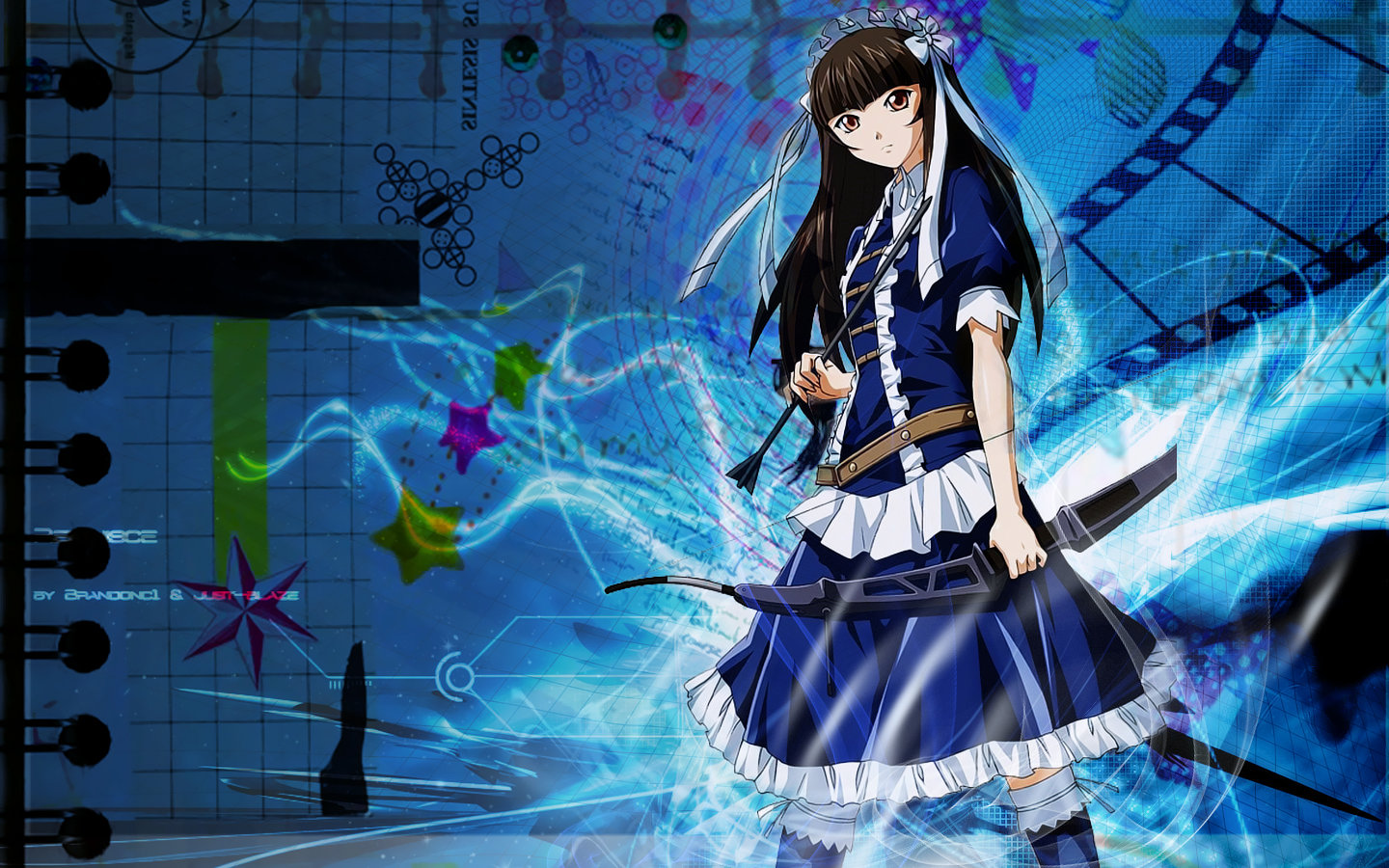 Awesome Ikki Tousen free background ID:126456 for hd 1440x900 desktop