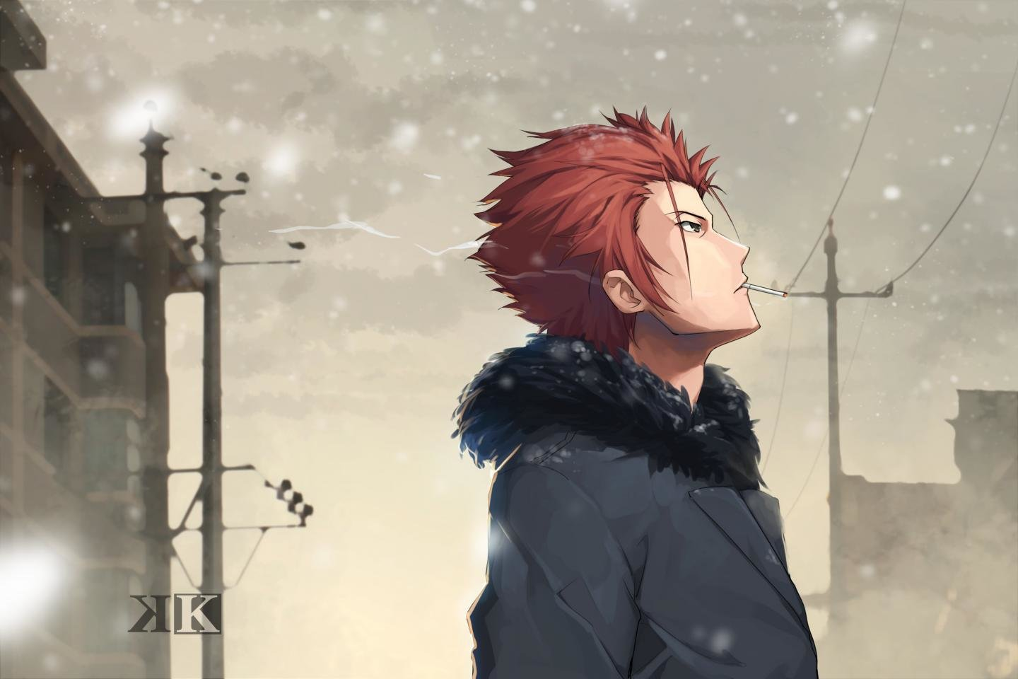 Free download Mikoto Suoh wallpaper ID:315751 hd 1440x960 for computer
