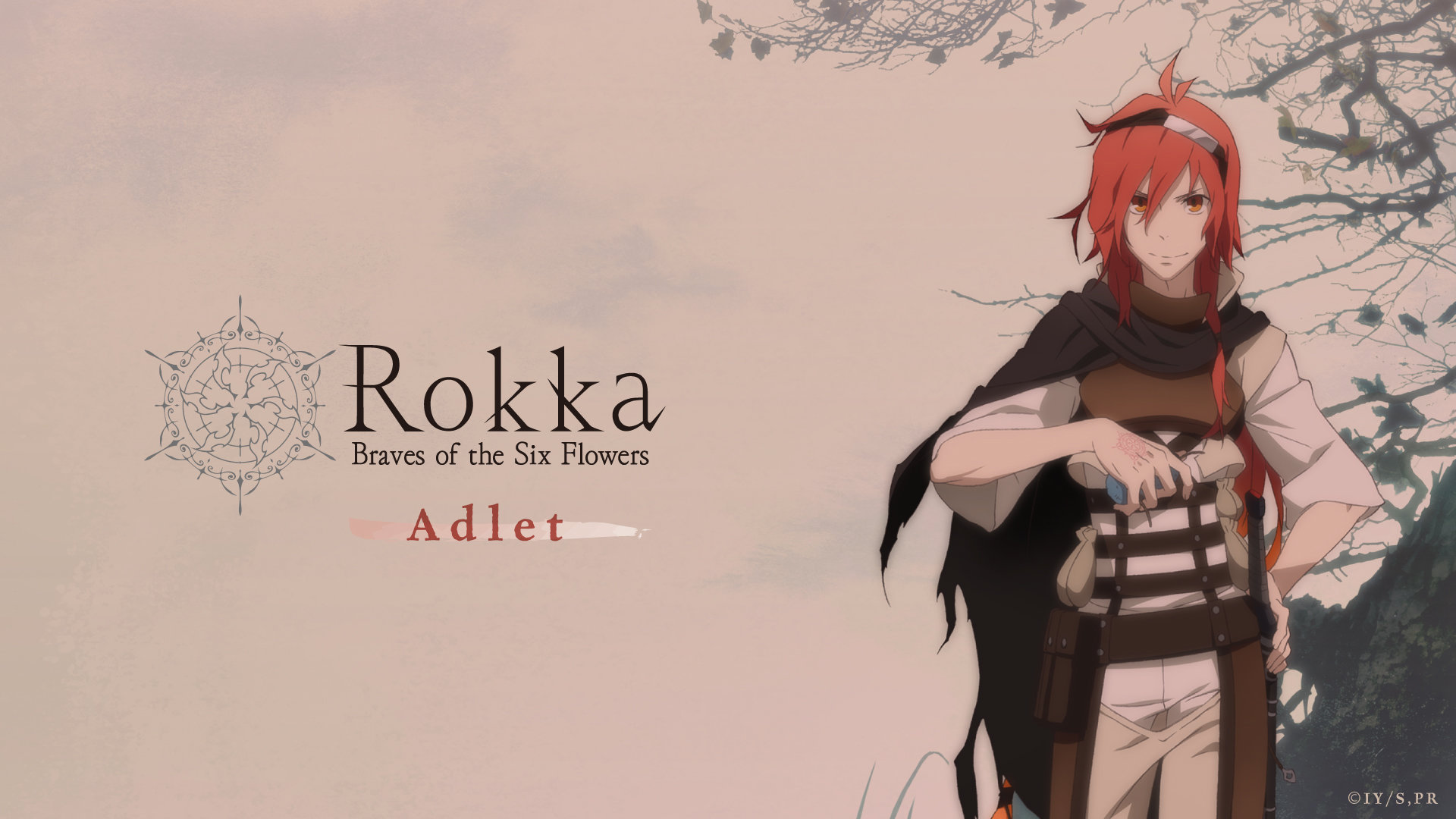 High resolution Rokka: Braves Of The Six Flowers full hd 1080p background ID:124213 for PC