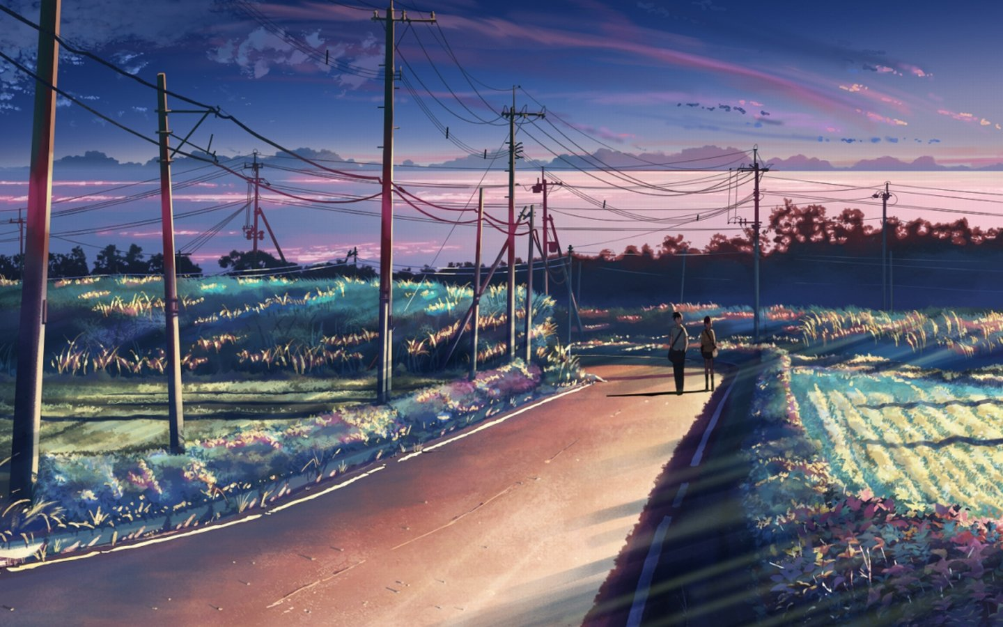 Awesome 5 (cm) Centimeters Per Second free wallpaper ID:90025 for hd 1440x900 desktop