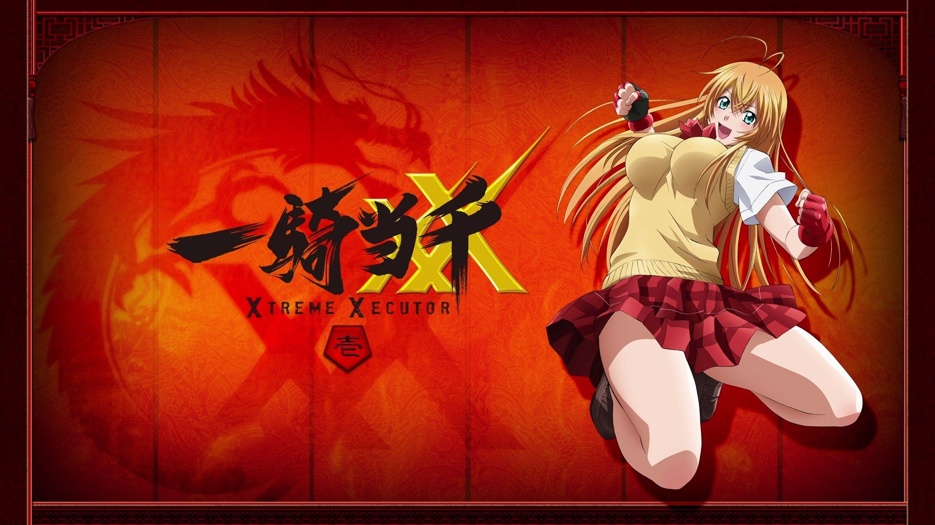 Free Ikki Tousen high quality background ID:126089 for full hd 1920x1080 PC