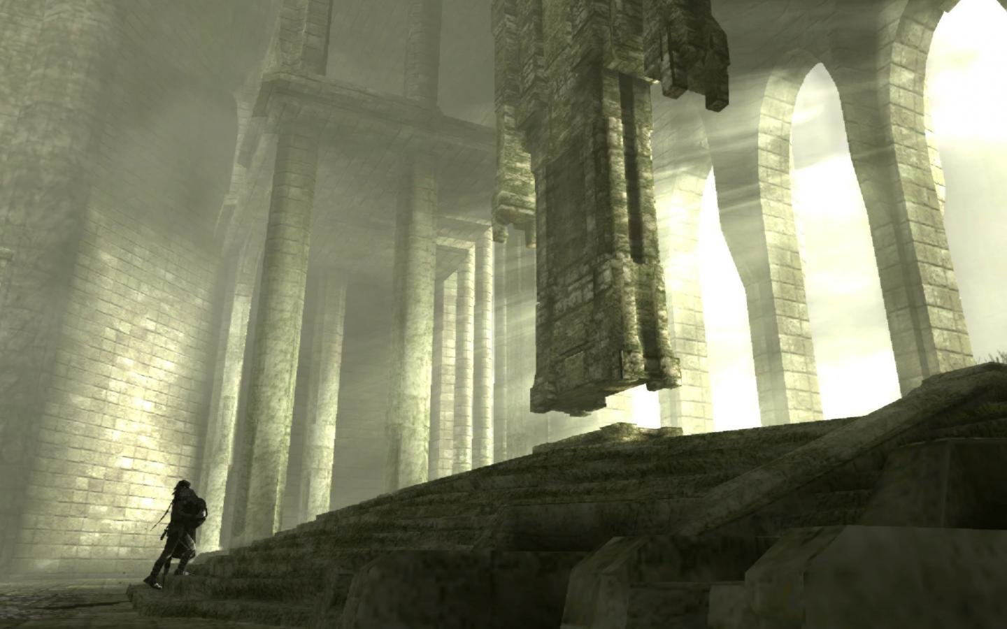 Download hd 1440x900 Shadow Of The Colossus PC wallpaper ID:283672 for free