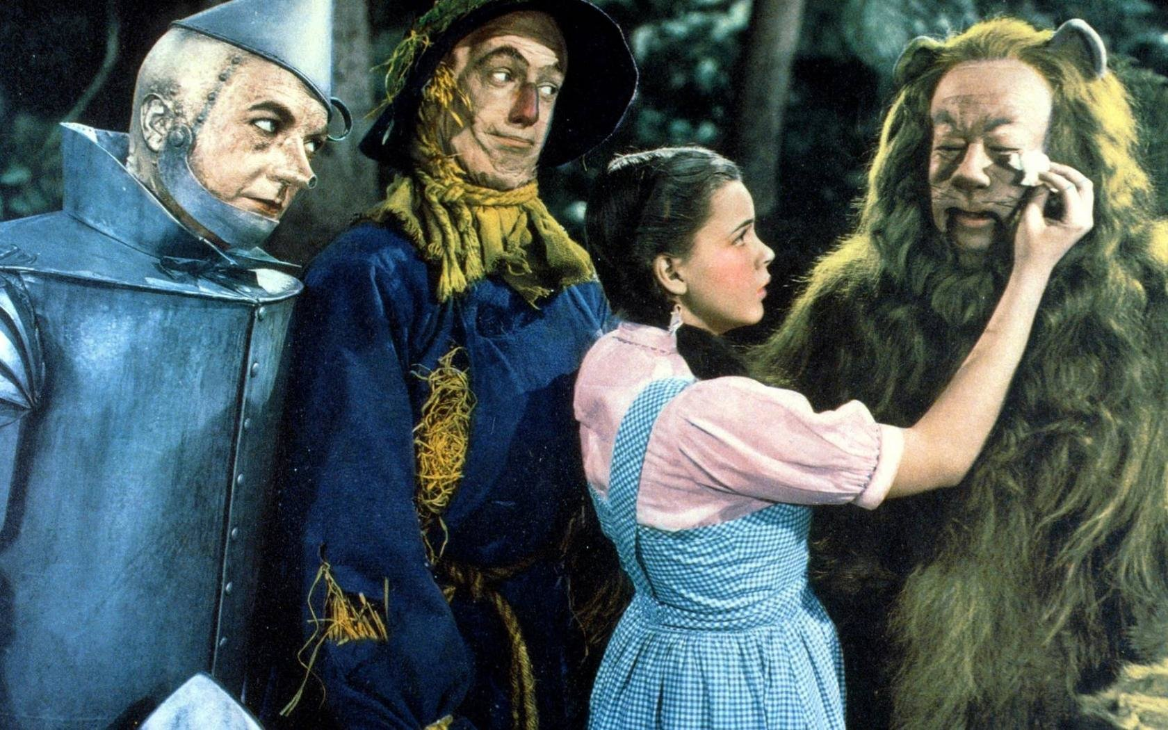The Wizard Of Oz Wallpapers 1680x1050 Desktop Backgrounds