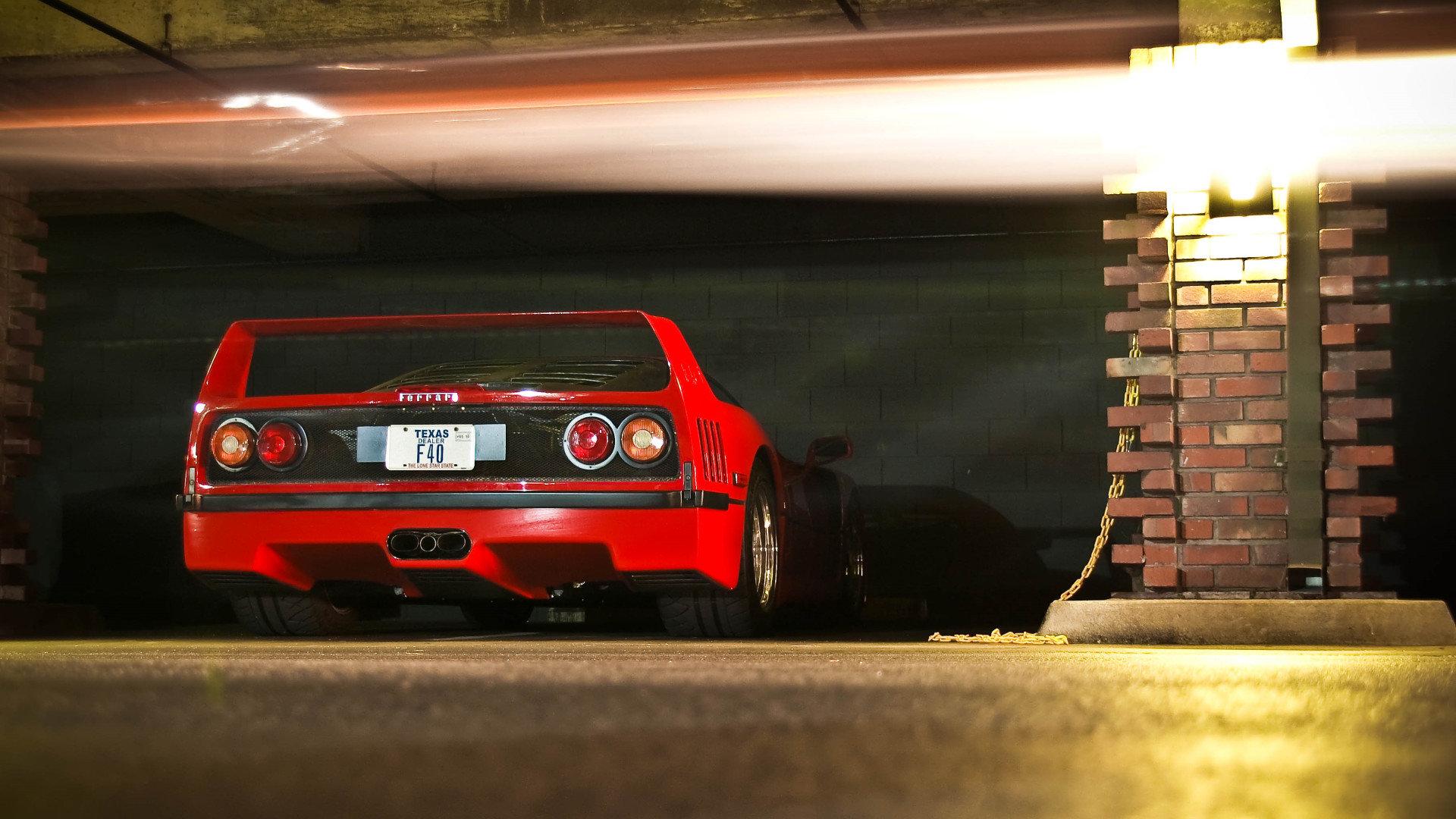 Ferrari F40 Wallpapers 1920x1080 Full Hd 1080p Desktop Backgrounds