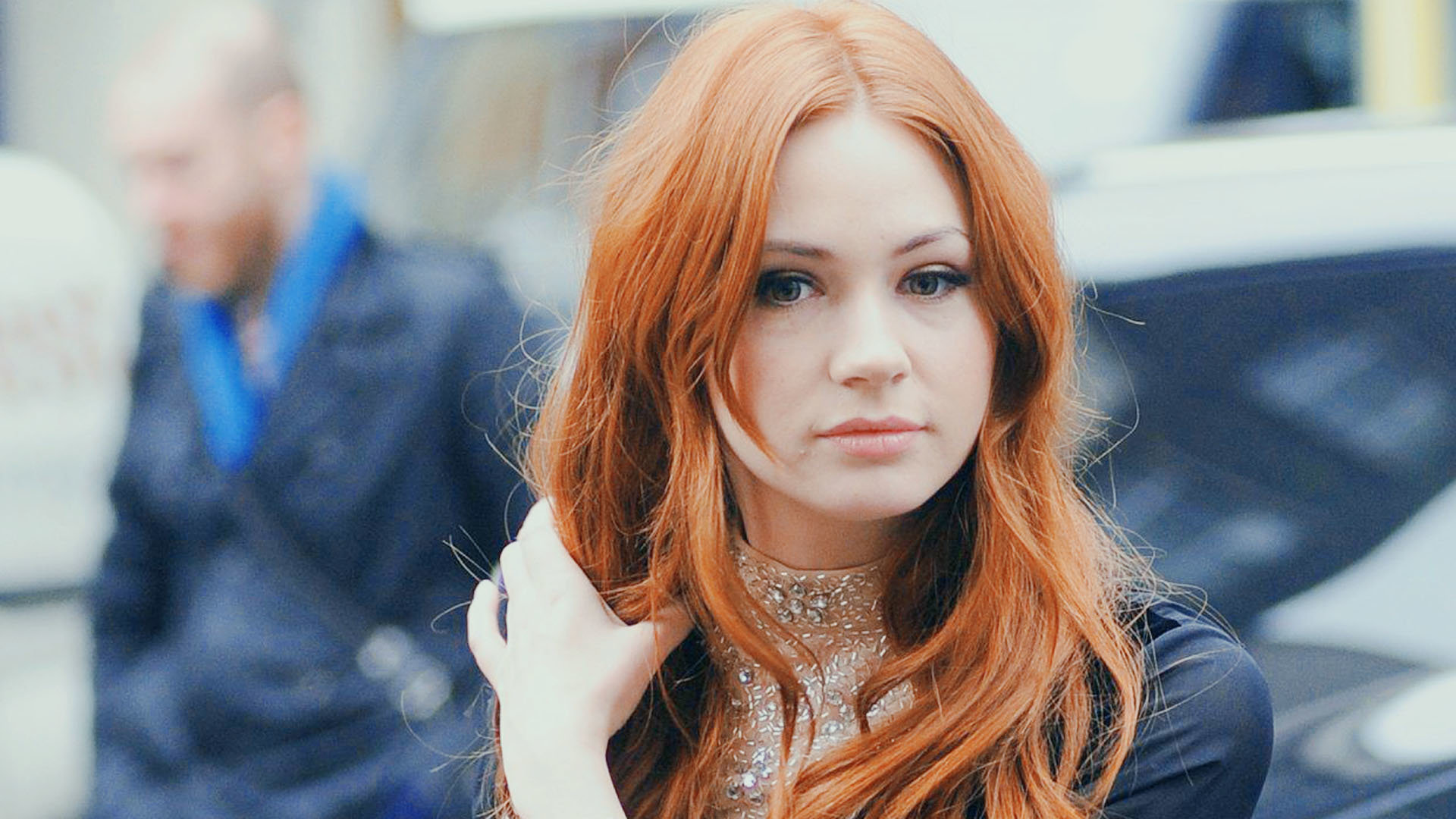 Free download Karen Gillan wallpaper ID:158466 full hd for desktop