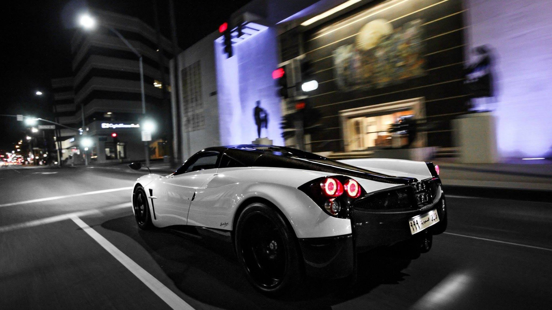 Best Pagani Huayra Background ID:160174 For High Resolution Full Hd Desktop