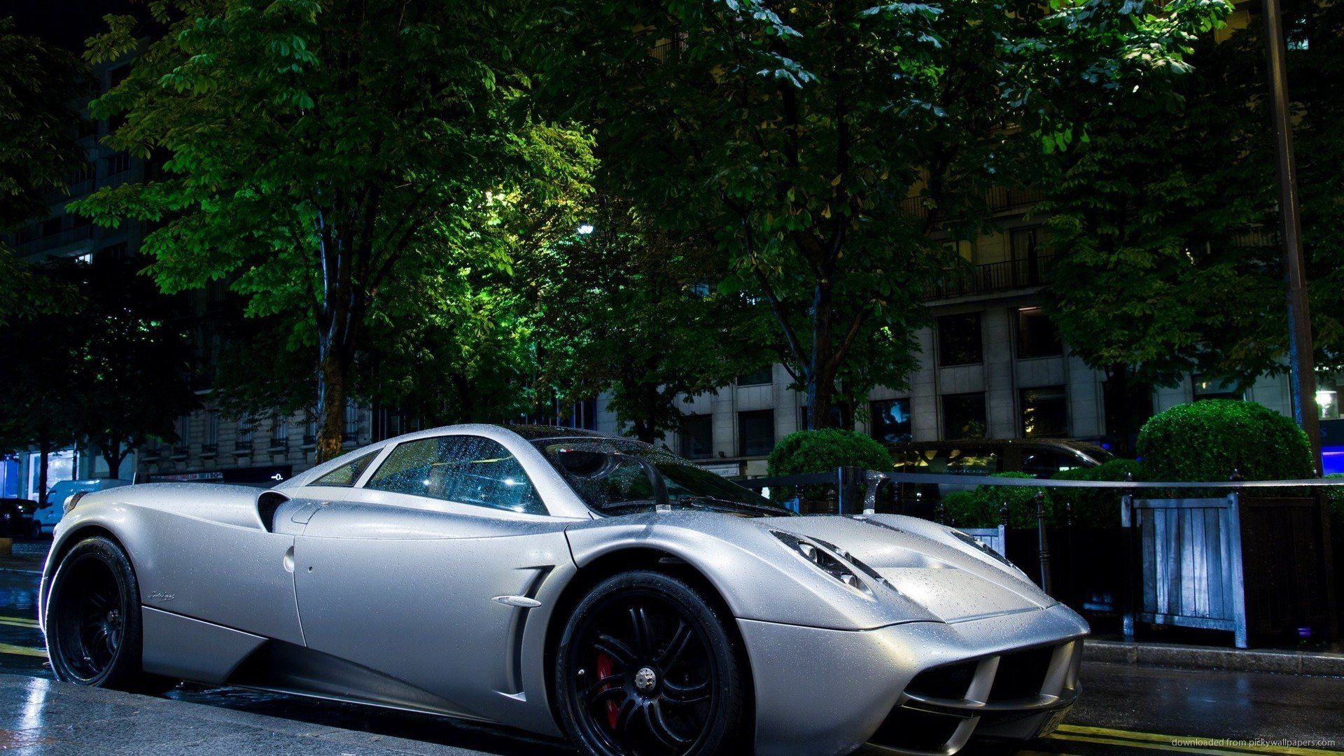 Awesome Pagani Huayra Free Wallpaper ID:160196 For 1080p PC