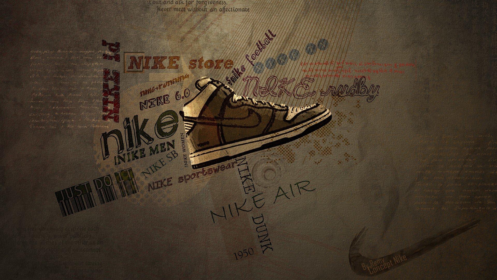 Download Full Hd 1920x1080 Nike Desktop Wallpaper Id 356954