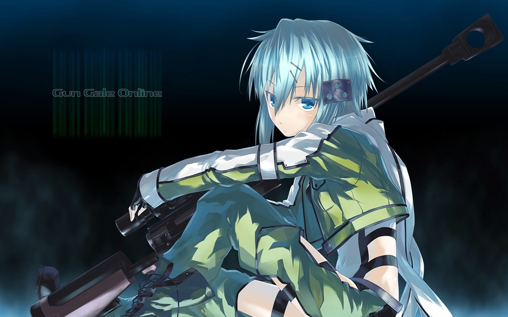 Download hd 1680x1050 Sword Art Online 2 (II) desktop background ID:112387 for free