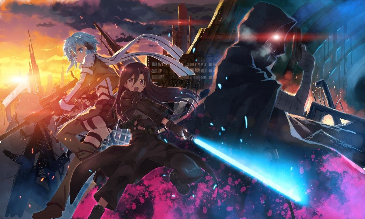 Free Sword Art Online 2 (II) high quality wallpaper ID:112264 for hd 1200x720 computer