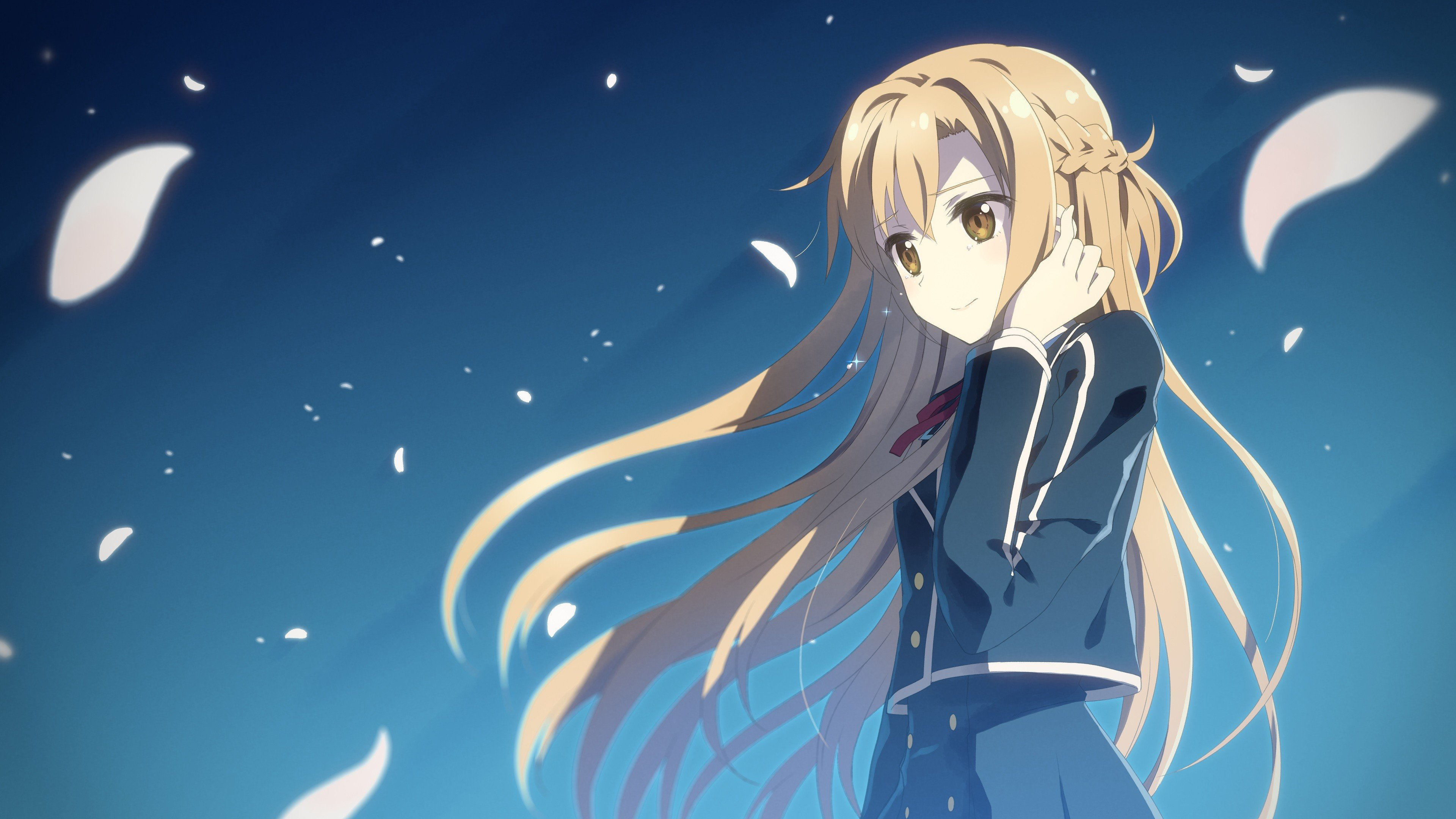 Sword Art Online Sao Wallpapers 3840x2160 Ultra Hd 4k Desktop