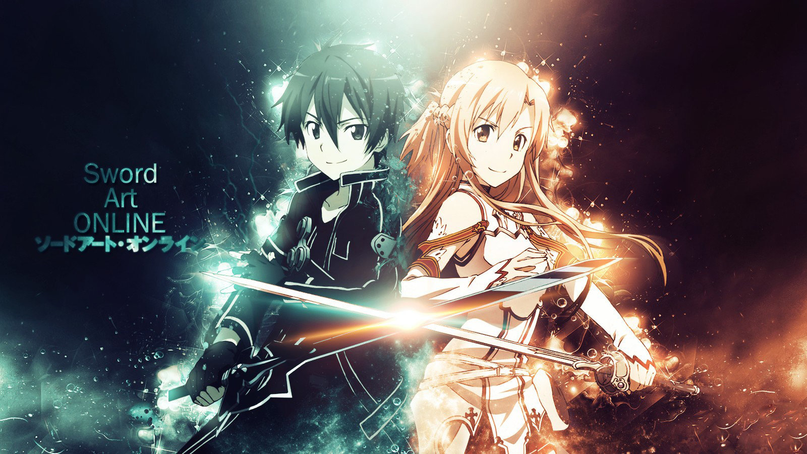 High resolution Sword Art Online (SAO) hd 1600x900 wallpaper ID:180702 for PC