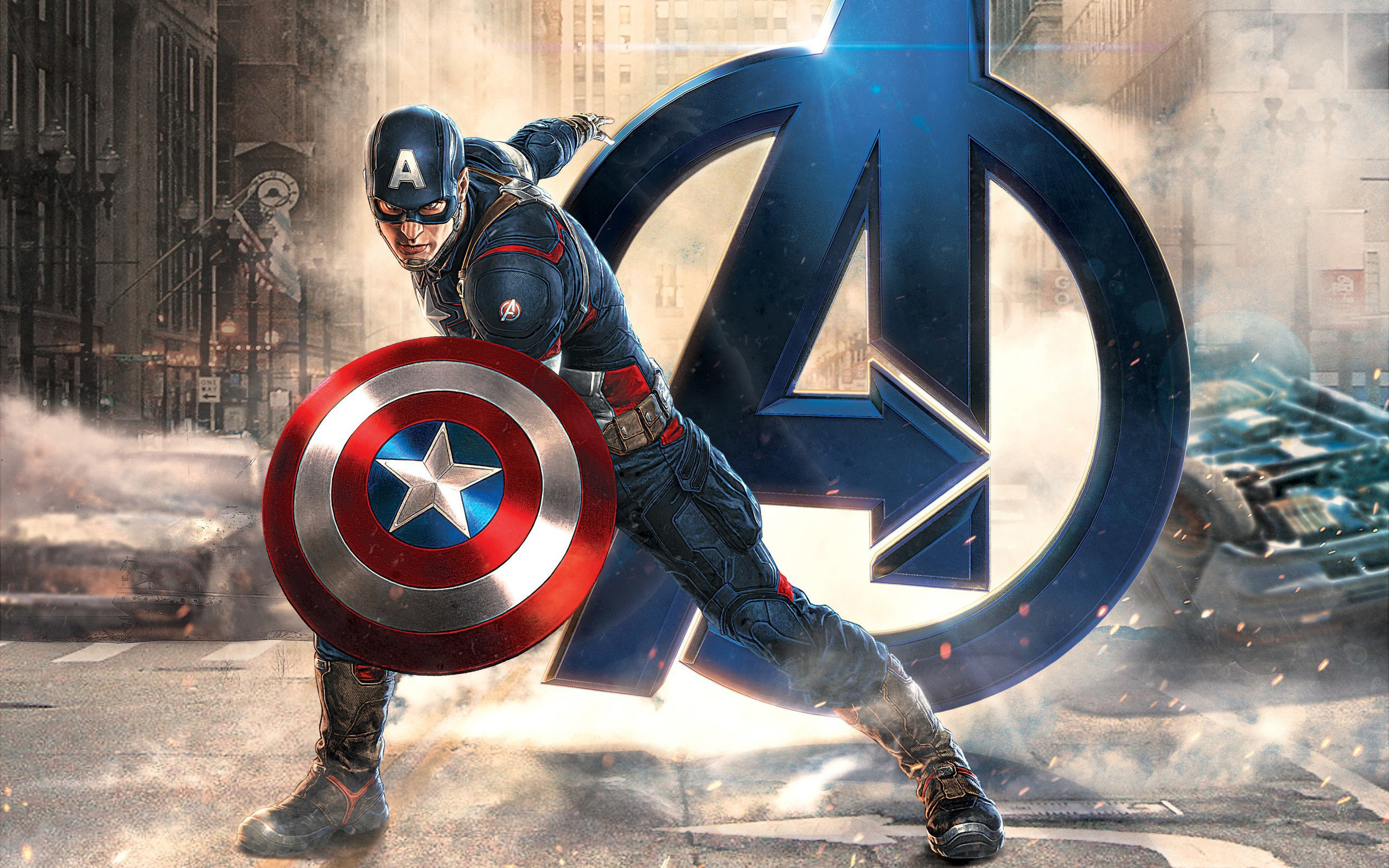 Awesome The Avengers free background ID:347408 for hd 2560x1600 computer