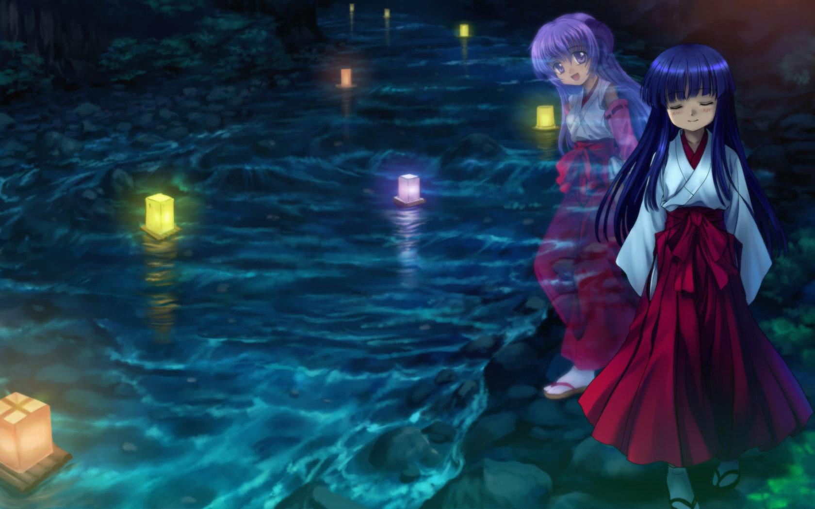 Download Hd 1680x1050 When They Cry Higurashi No Naku Koro Ni Desktop Background Id 160330 For