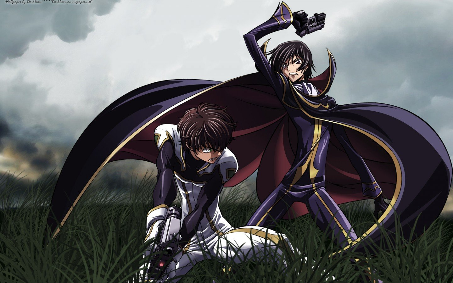 Best Code Geass background ID:44899 for High Resolution hd 1440x900 desktop