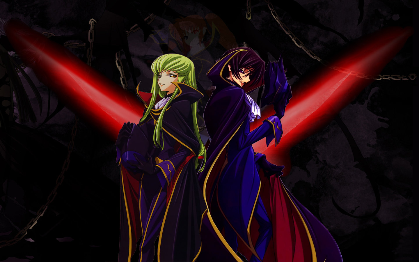 Awesome Code Geass free background ID:44902 for hd 1440x900 computer