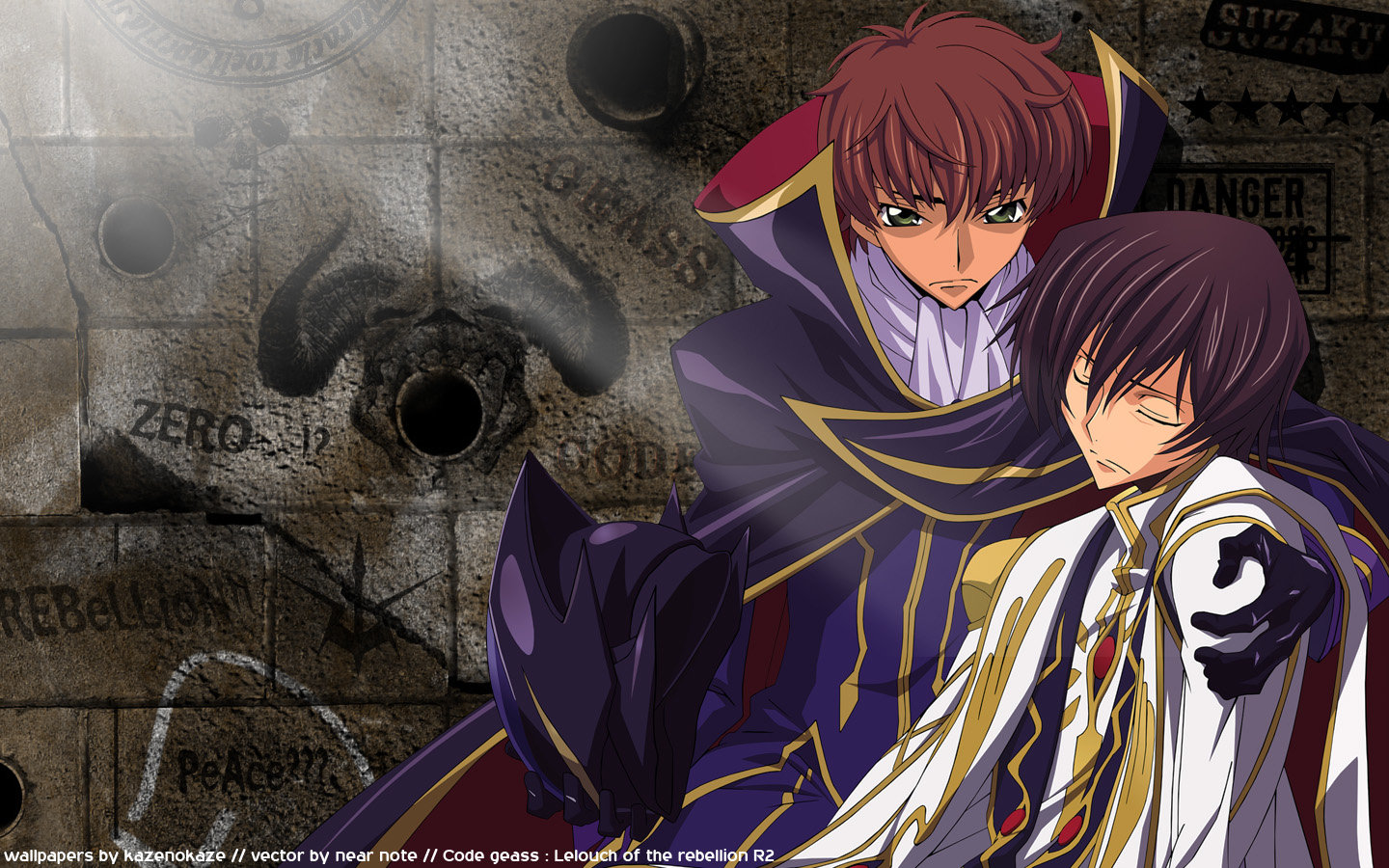 Free download Code Geass background ID:44911 hd 1440x900 for desktop