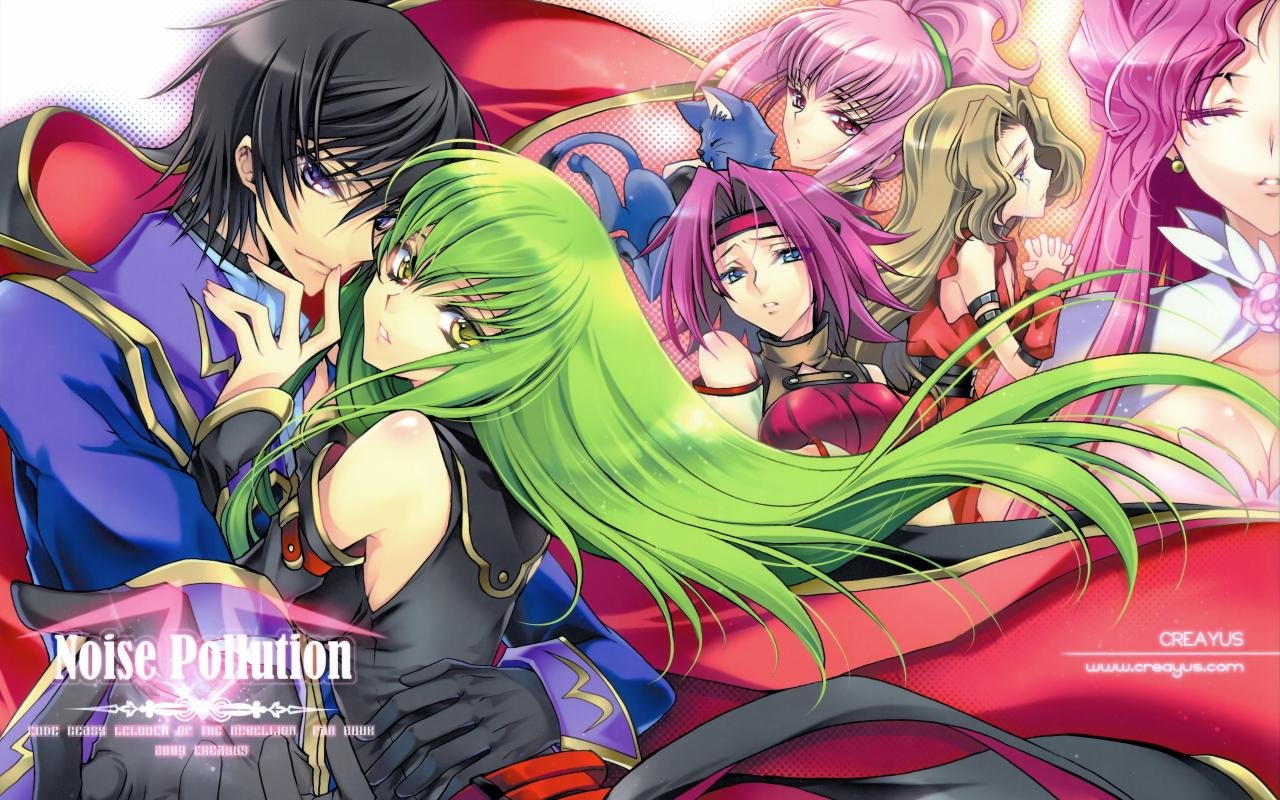 Awesome Code Geass free wallpaper ID:43995 for hd 1280x800 computer