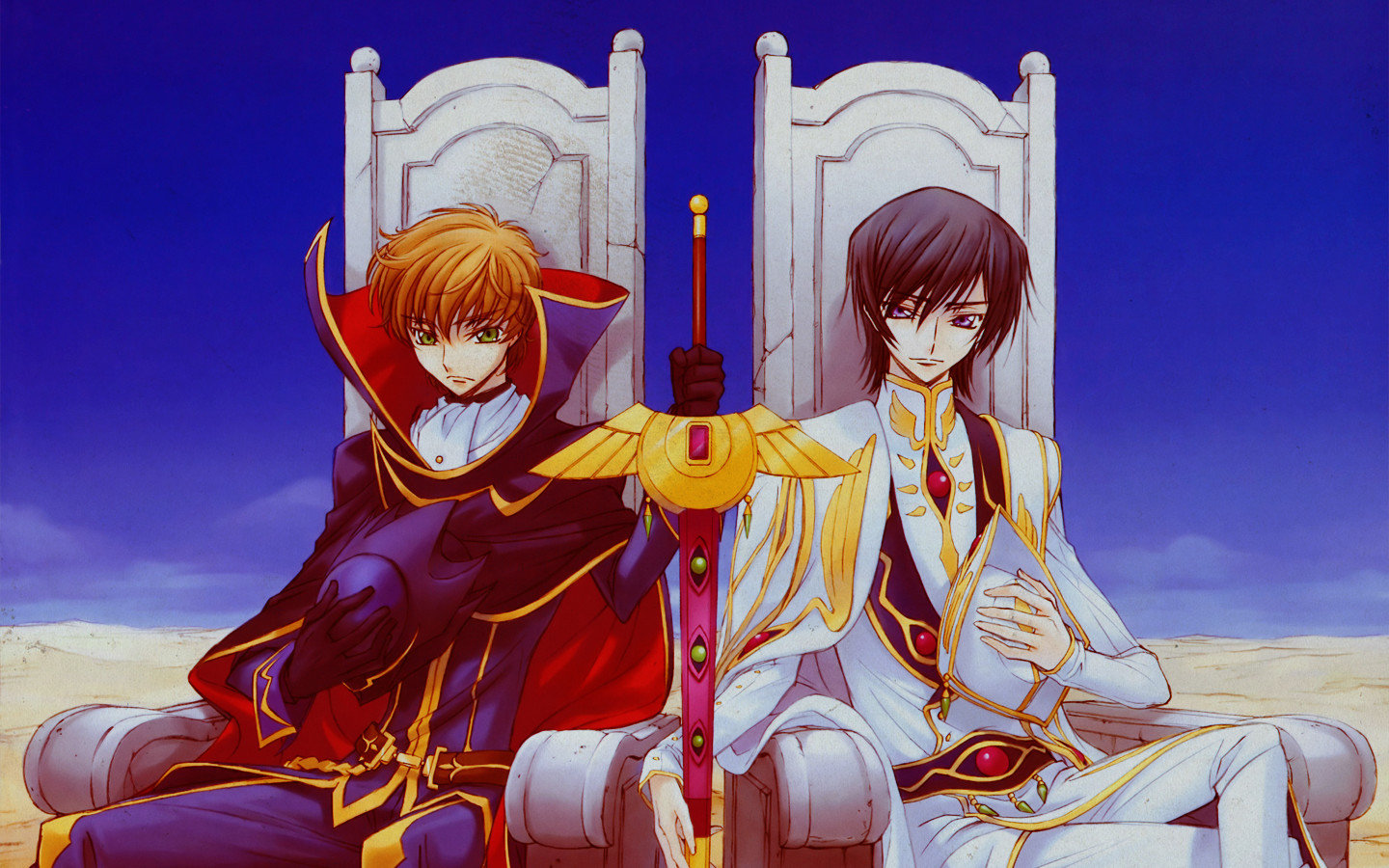 Best Code Geass wallpaper ID:44894 for High Resolution hd 1440x900 desktop