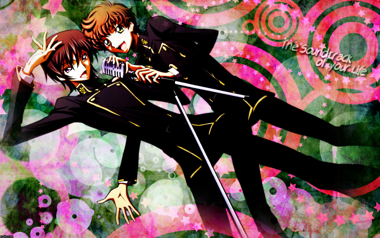 Download hd 1440x900 Code Geass desktop wallpaper ID:44909 for free