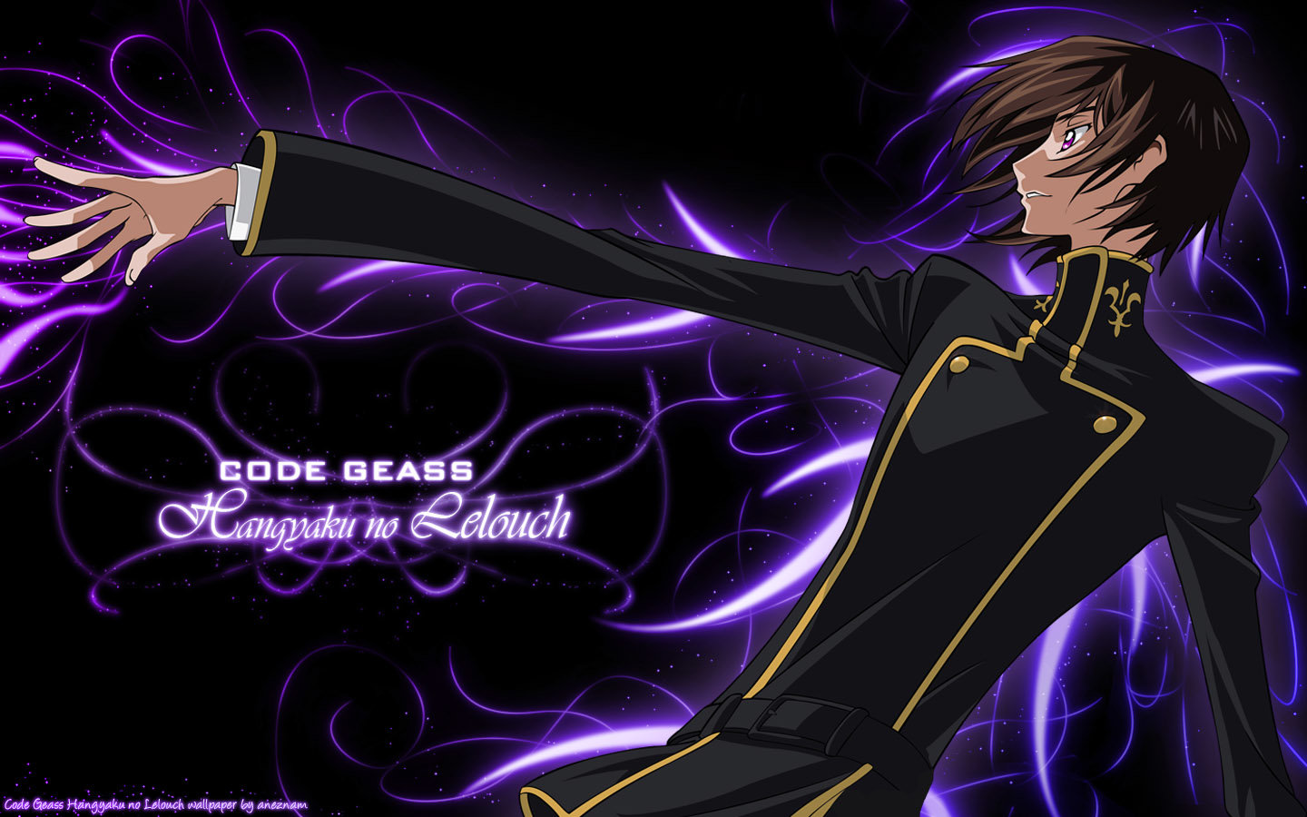 Awesome Lelouch Lamperouge free wallpaper ID:44923 for hd 1440x900 desktop