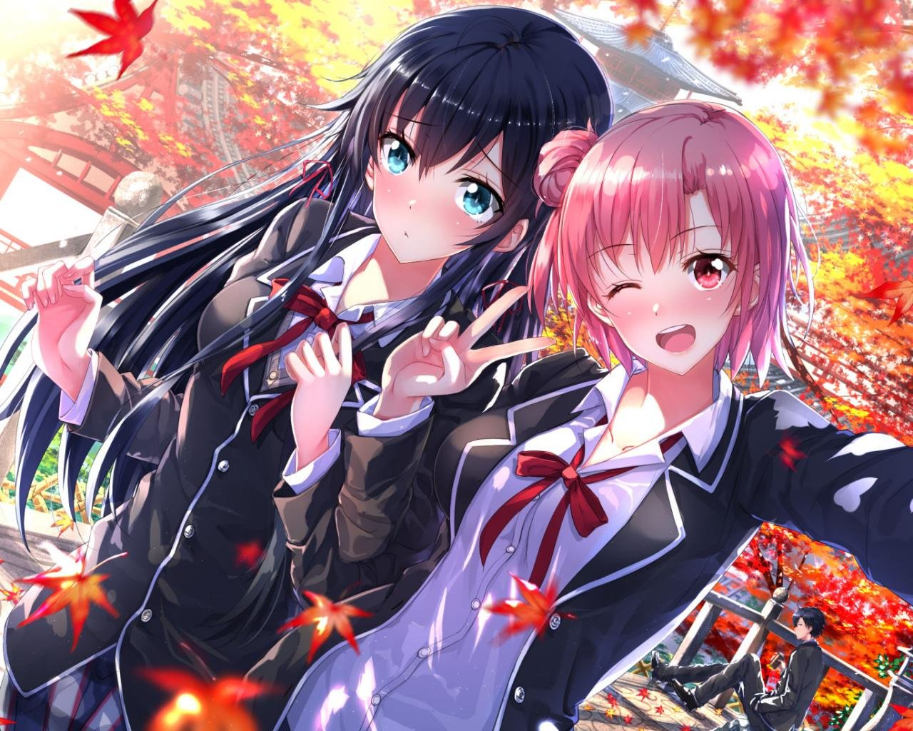 High resolution My Teen Romantic Comedy SNAFU hd 1280x1024 wallpaper ID:61485 for desktop